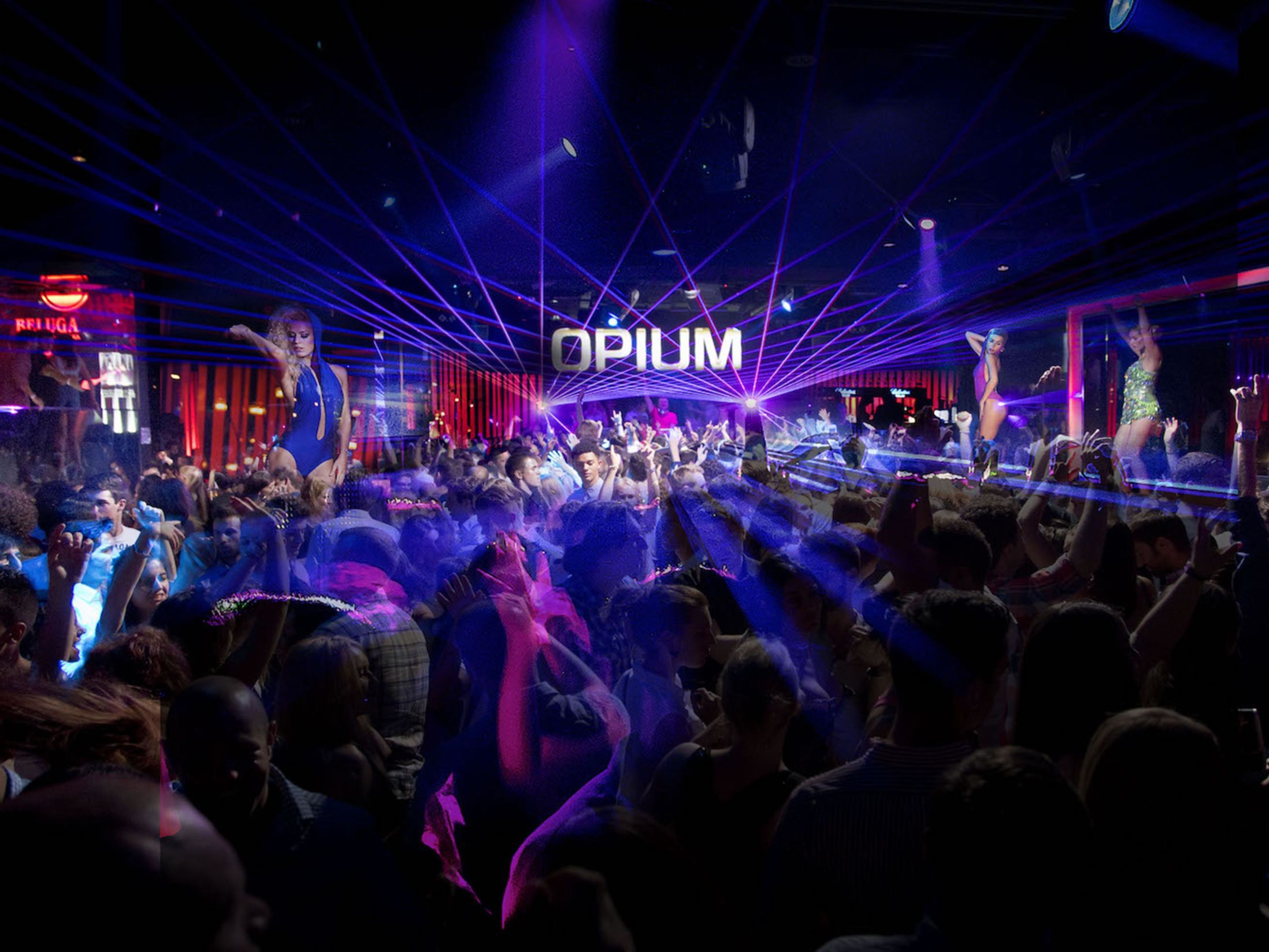 Best Clubs in Barcelona - Opium