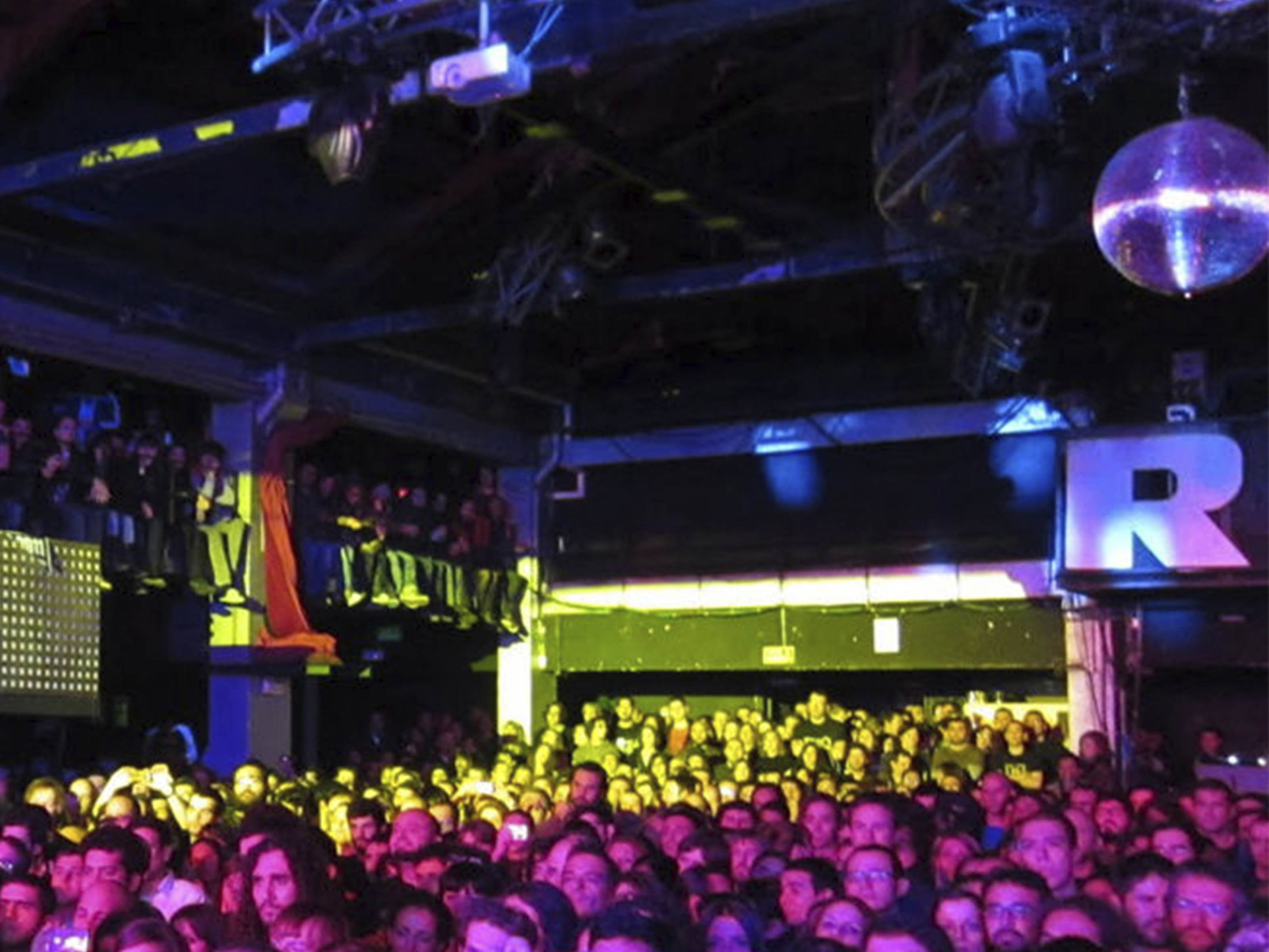 Best Clubs in Barcelona - Sala Razzmatazz