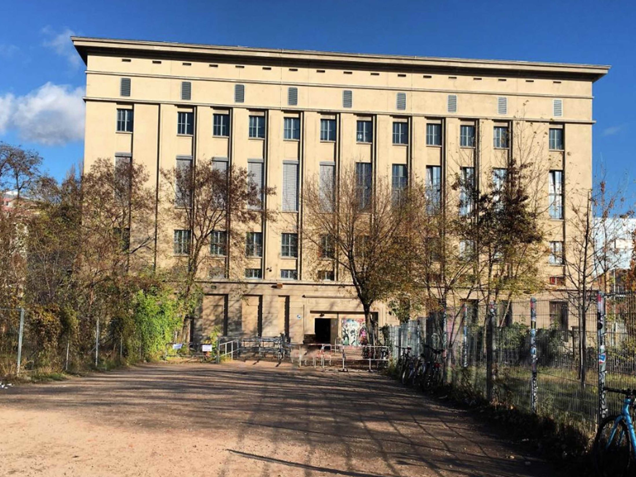 Best Clubs in Berlin - Berghain