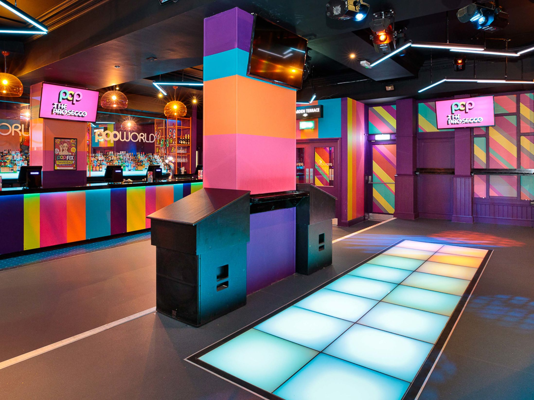 Best Clubs in Brighton - Popworld Brighton