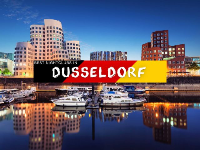 Best Clubs in Dusseldorf