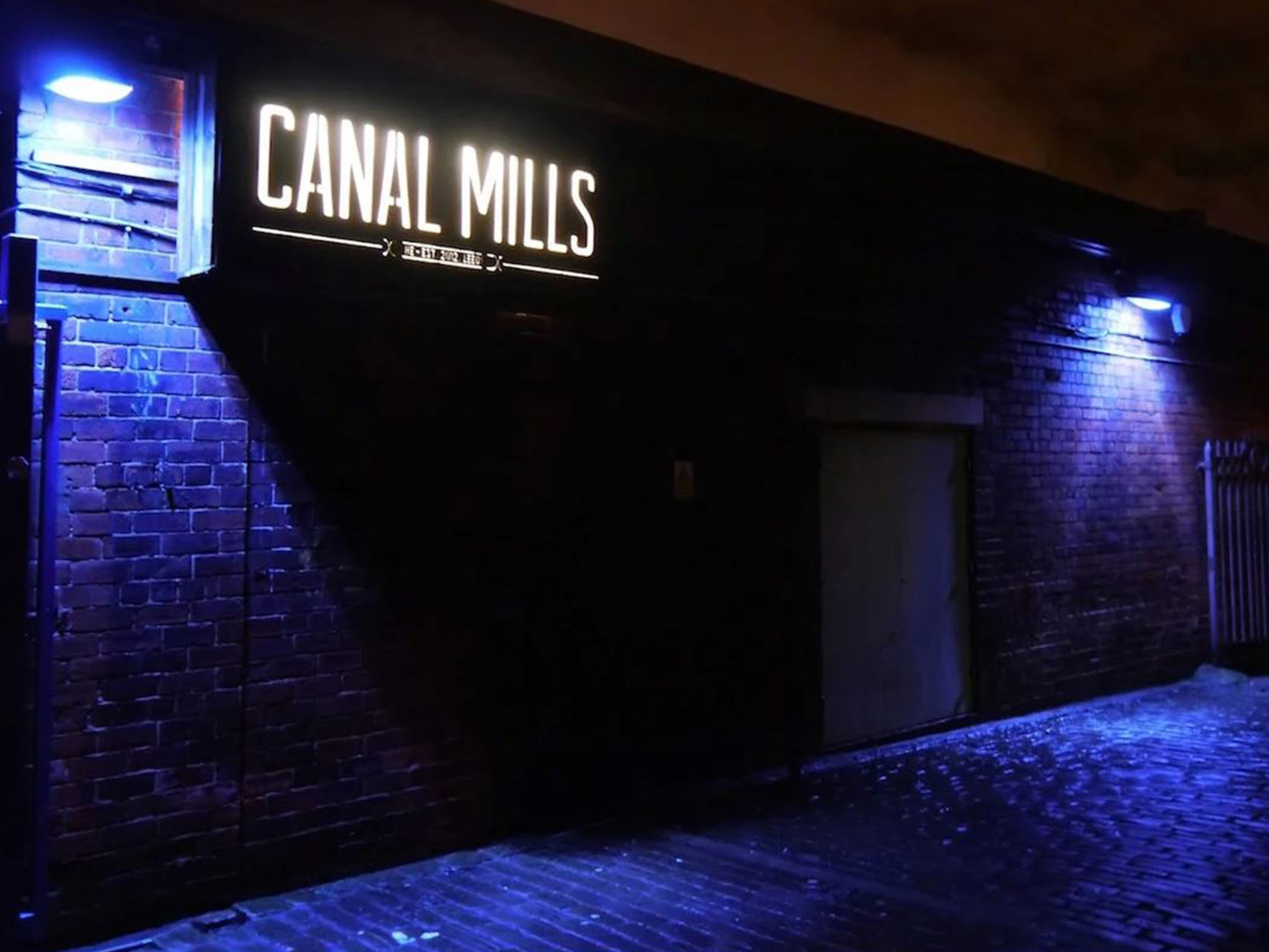 Best Clubs in Leeds - Canal Mills