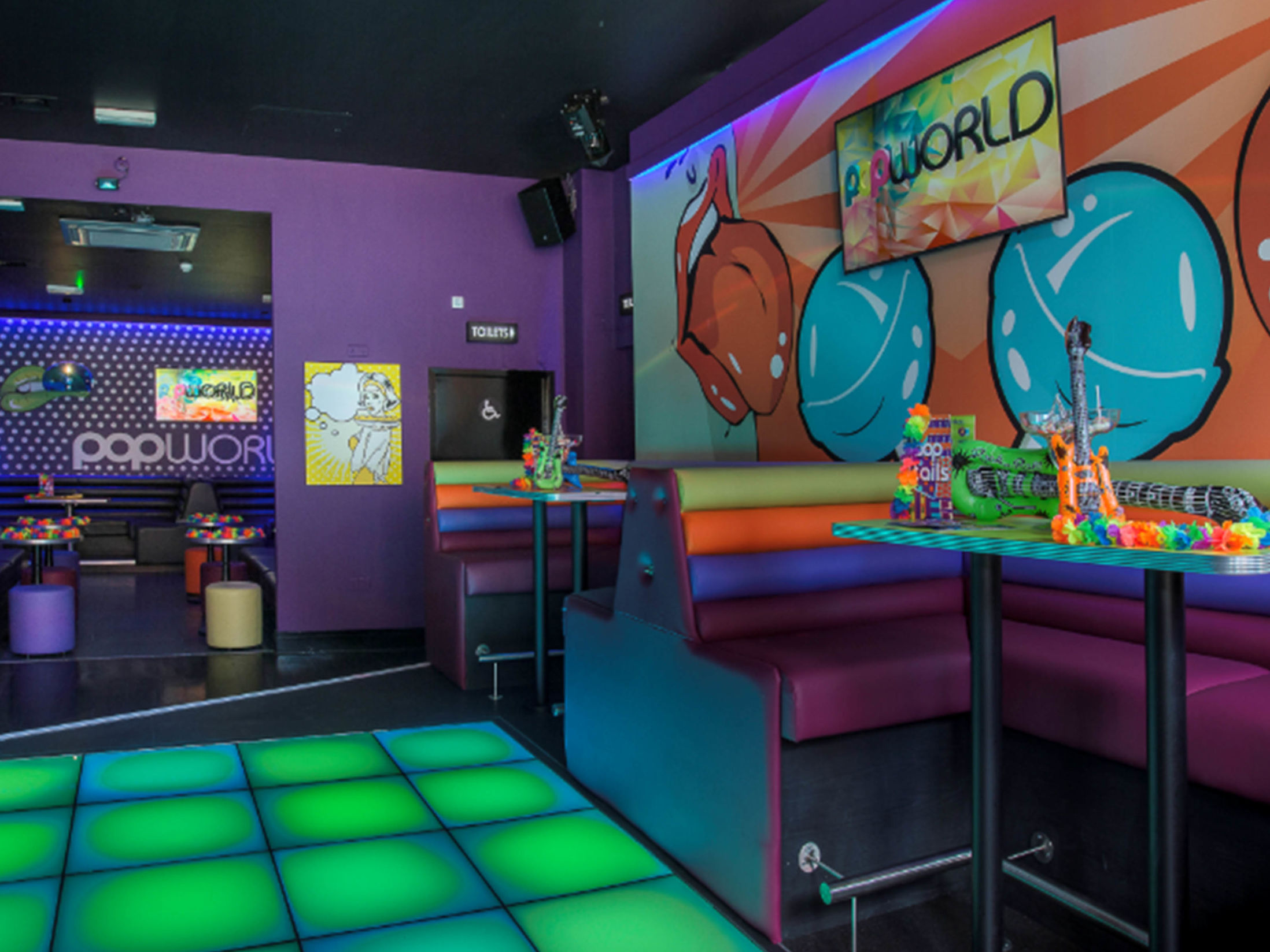 Best Clubs in Leeds - Popworld