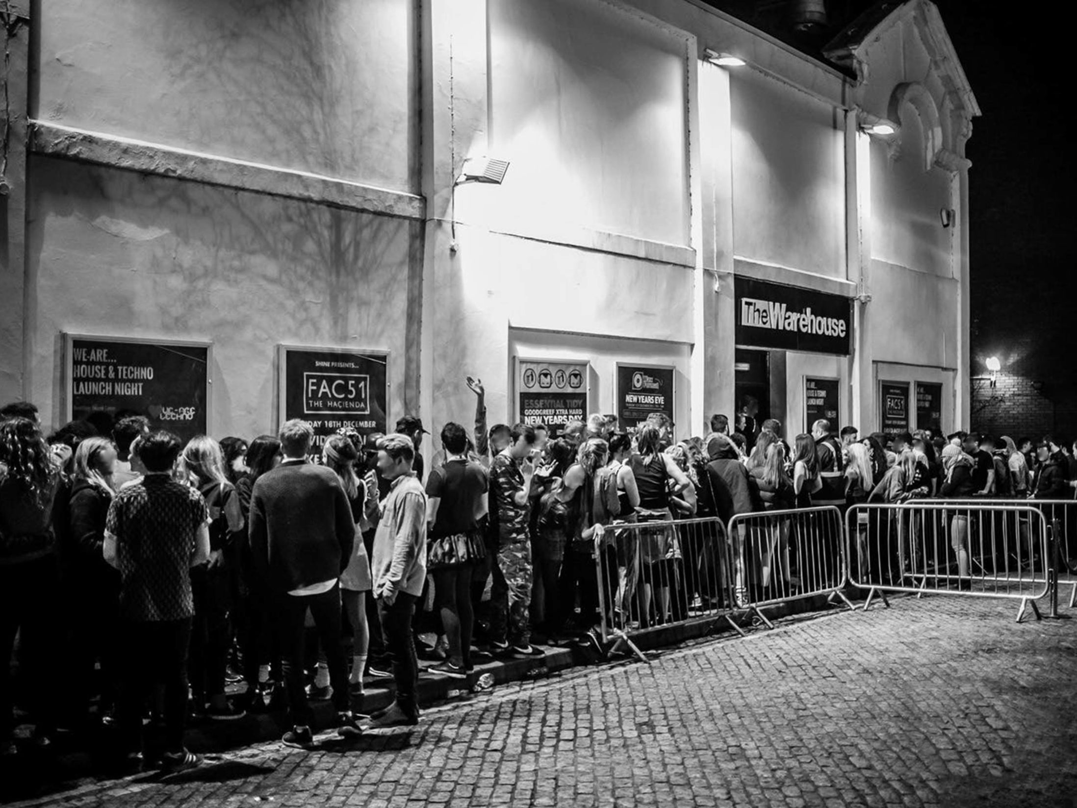 Best Clubs in Leeds - The Warehouse