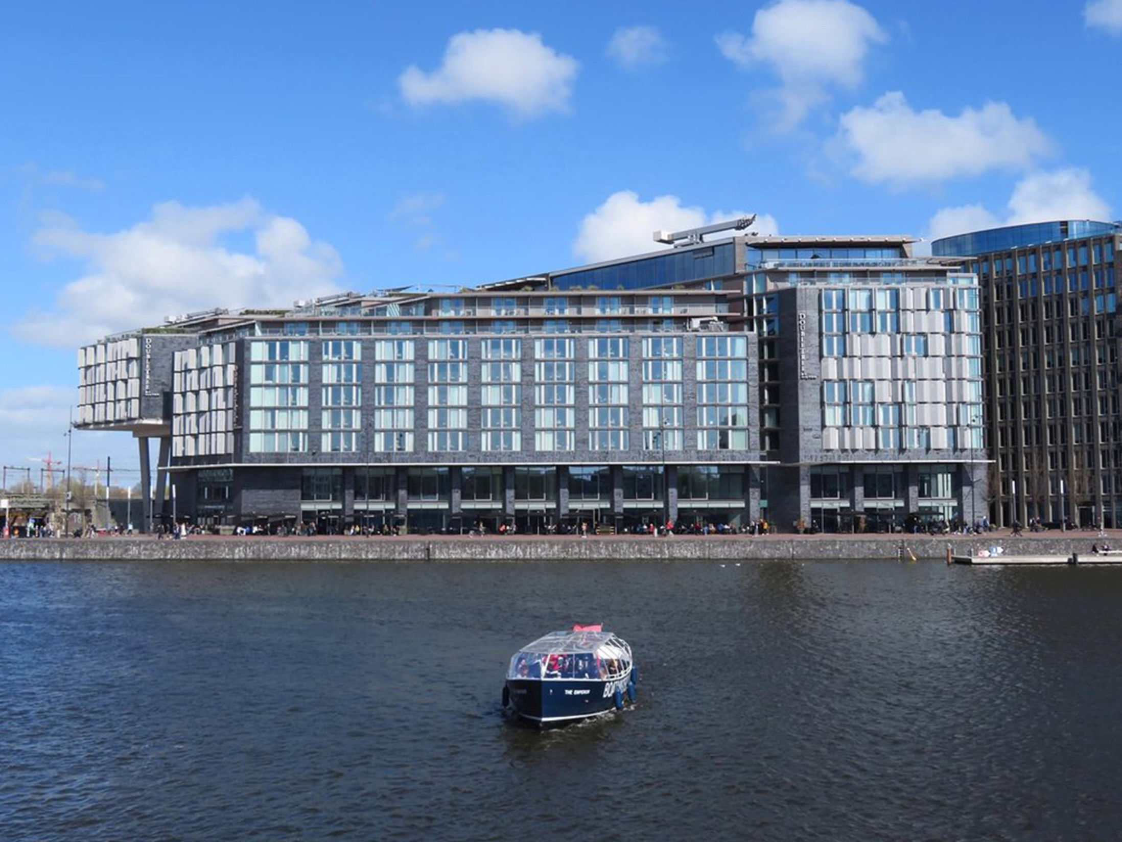Best Hotels in Amsterdam - DoubleTree by Hilton Amsterdam Centraal Station