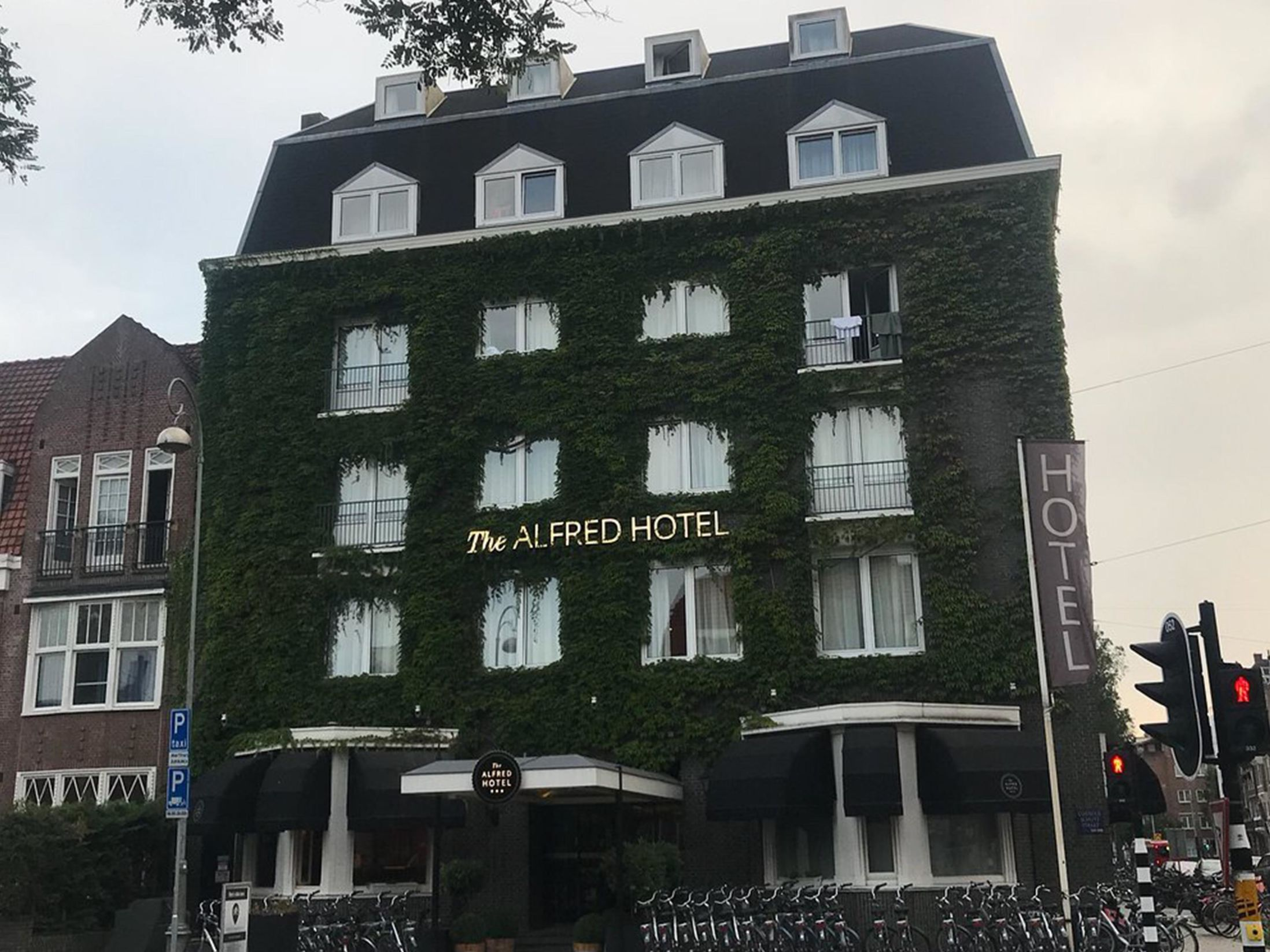 Best Hotels in Amsterdam - The Alfred Hotel