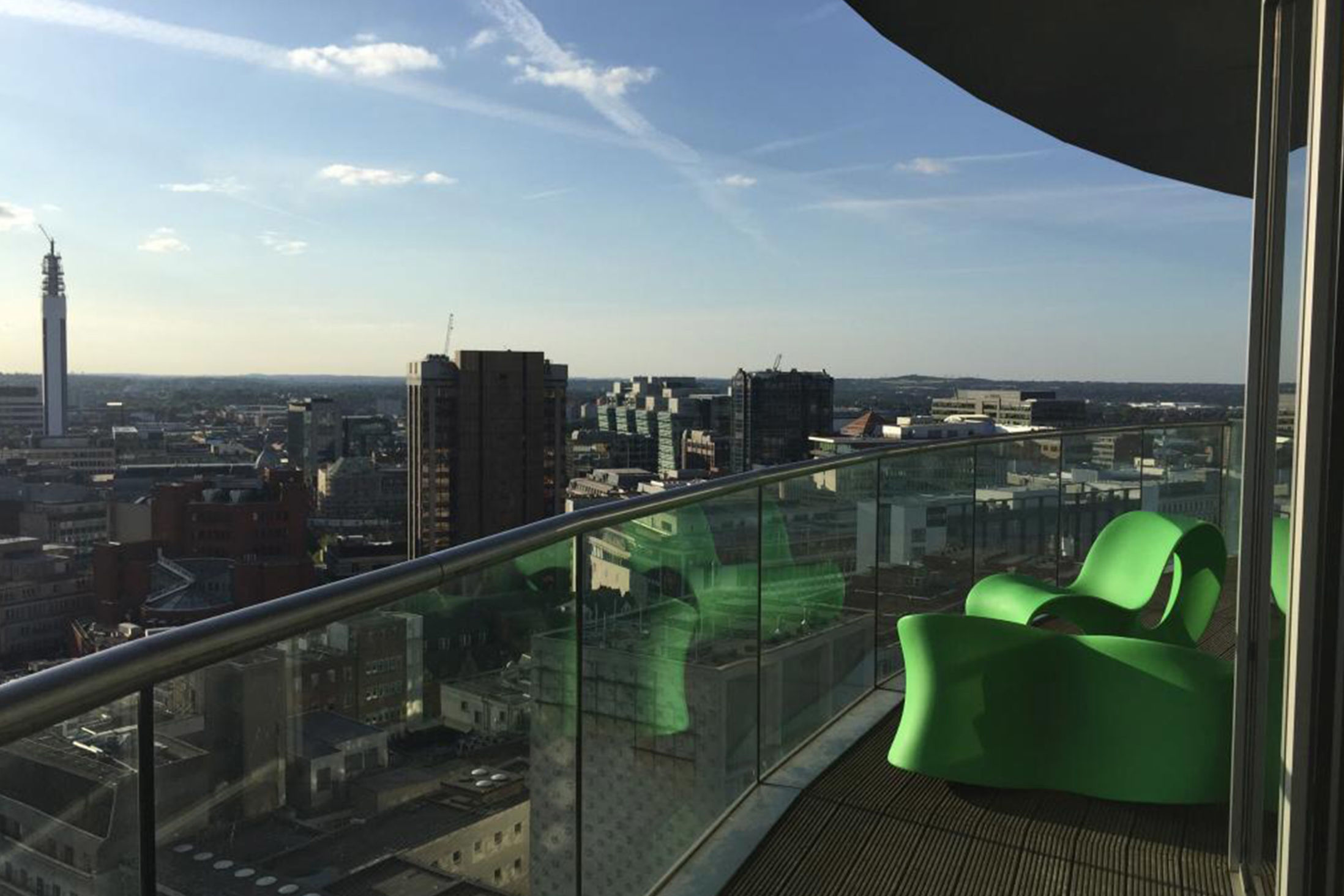 Best Hotels in Birmingham - Staying Cool at the Rotunda