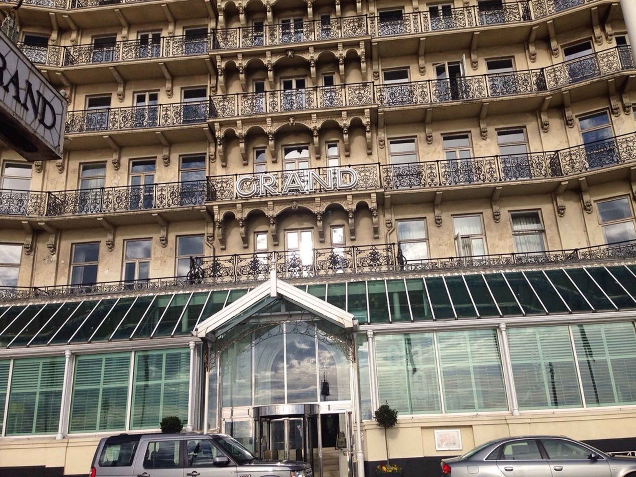 Best Hotels in Brighton The Grand