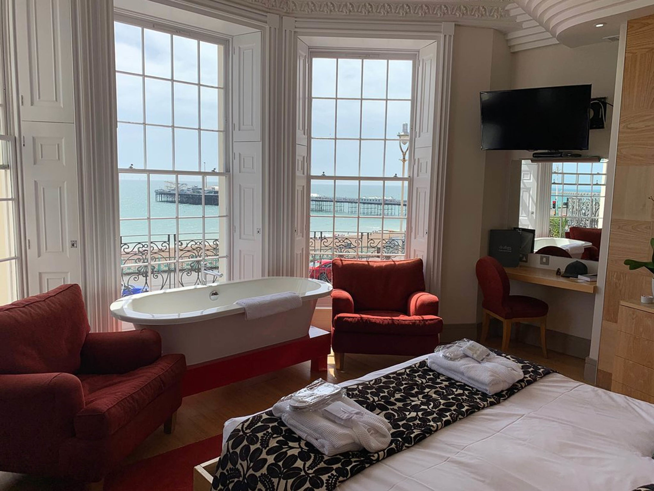 Best Hotels in Brighton Drakes Hotel