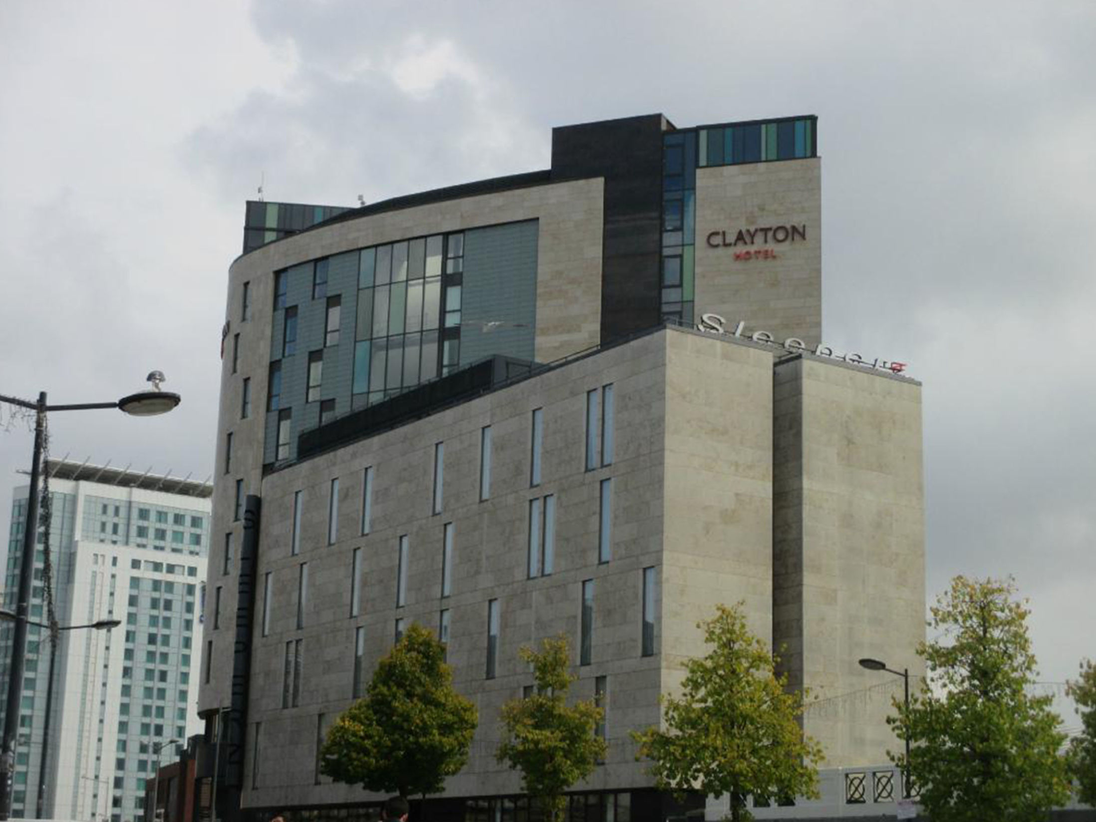 Best Hotels in Cardiff City Centre - Clayton Hotel Cardiff