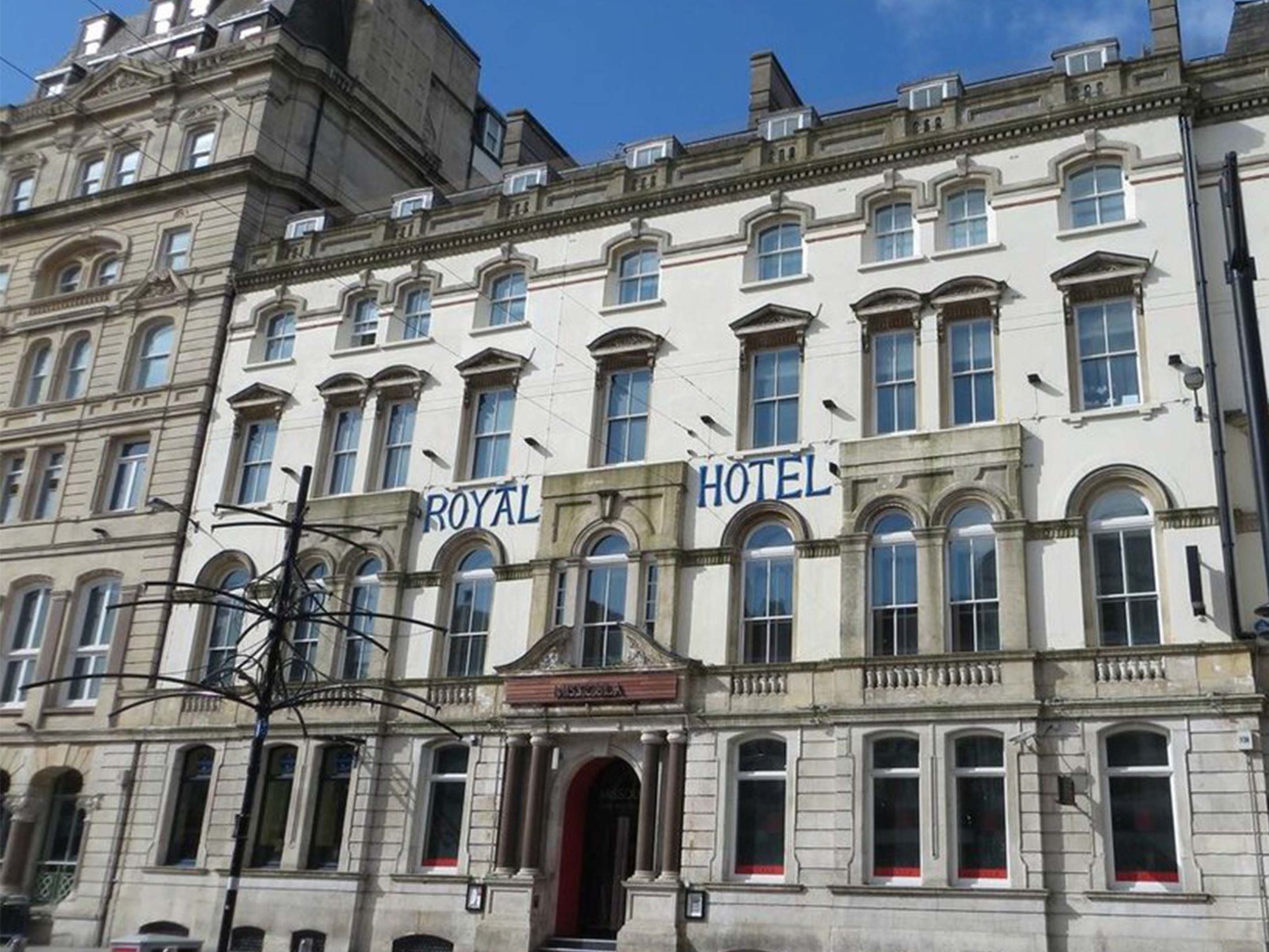 Best Hotels in Cardiff City Centre - Royal Hotel