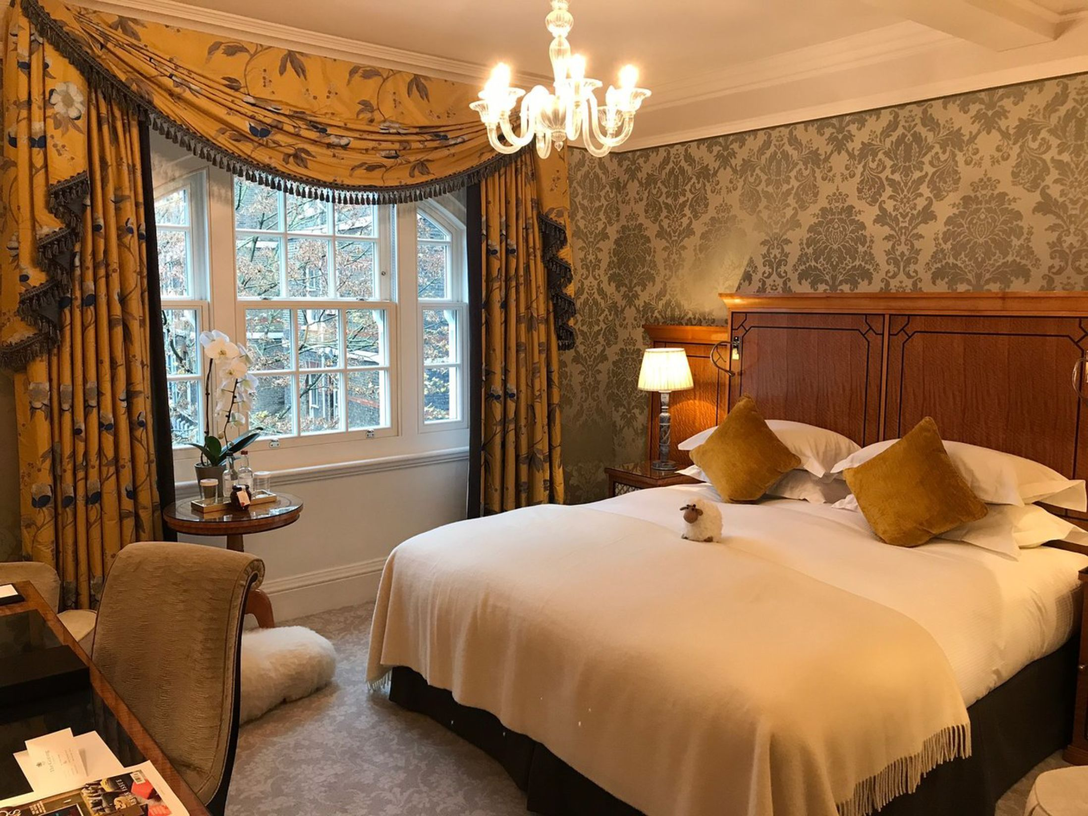 Best Hotels in Central London - The Goring Hotel