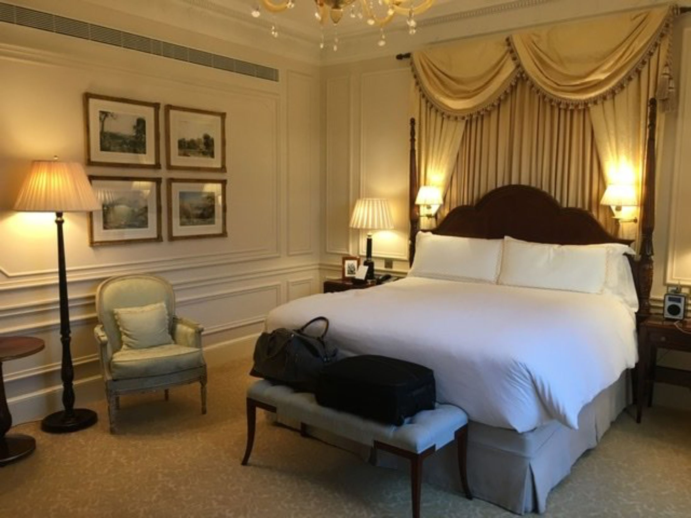 Best Hotels in Central London - The Savoy