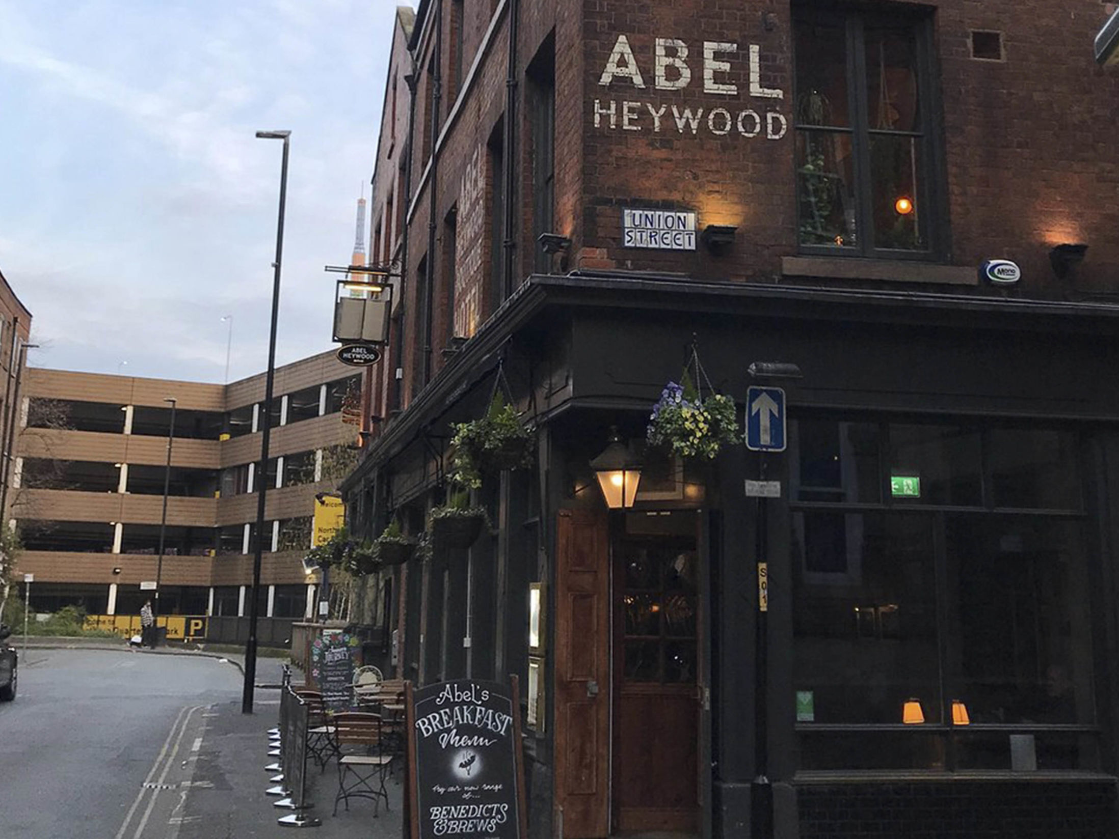 Abel Heywood Boutique Hotel - Best Hotels in Manchester