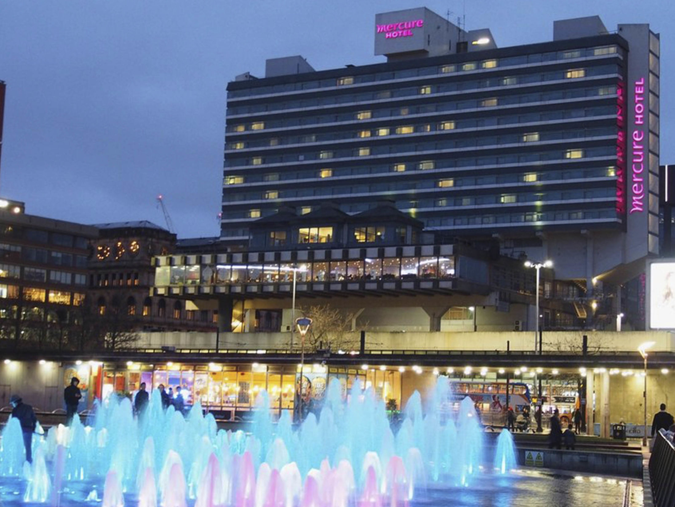 Mercure Manchester Piccadilly Hotel - Best Hotels in Manchester