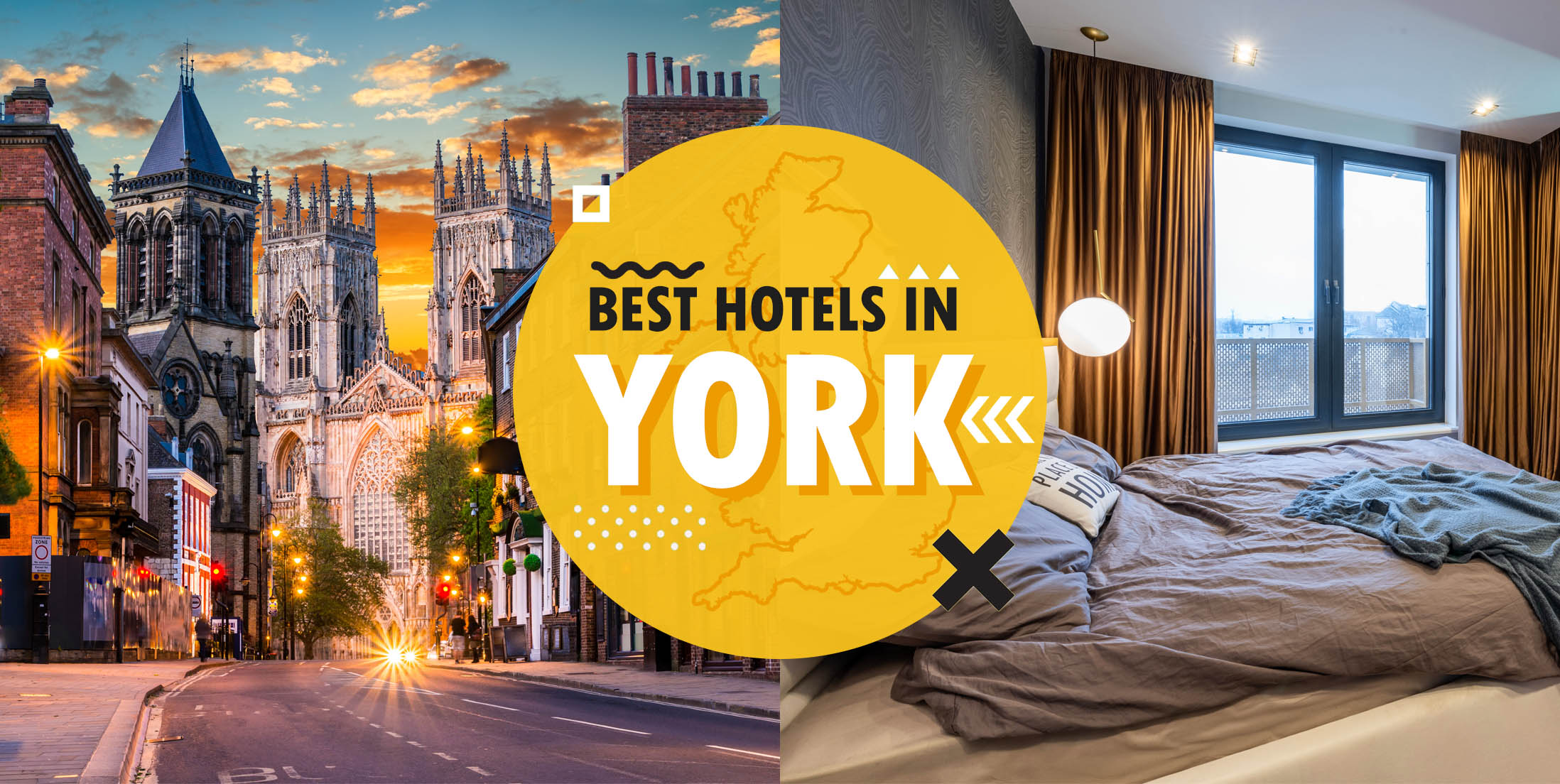 Best Hotels in York