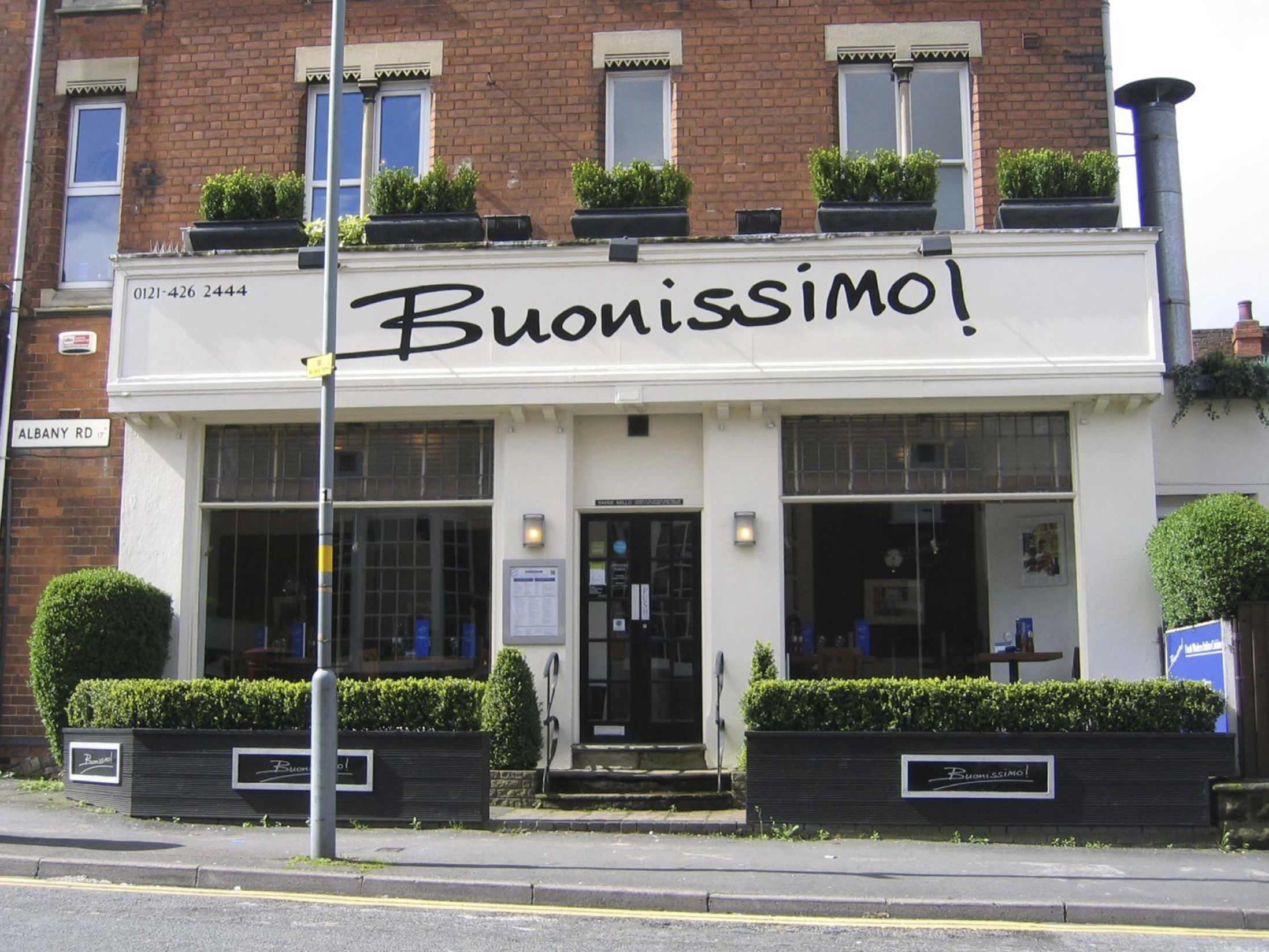 Best Italian Restaurants in Birmingham - Buonissimo