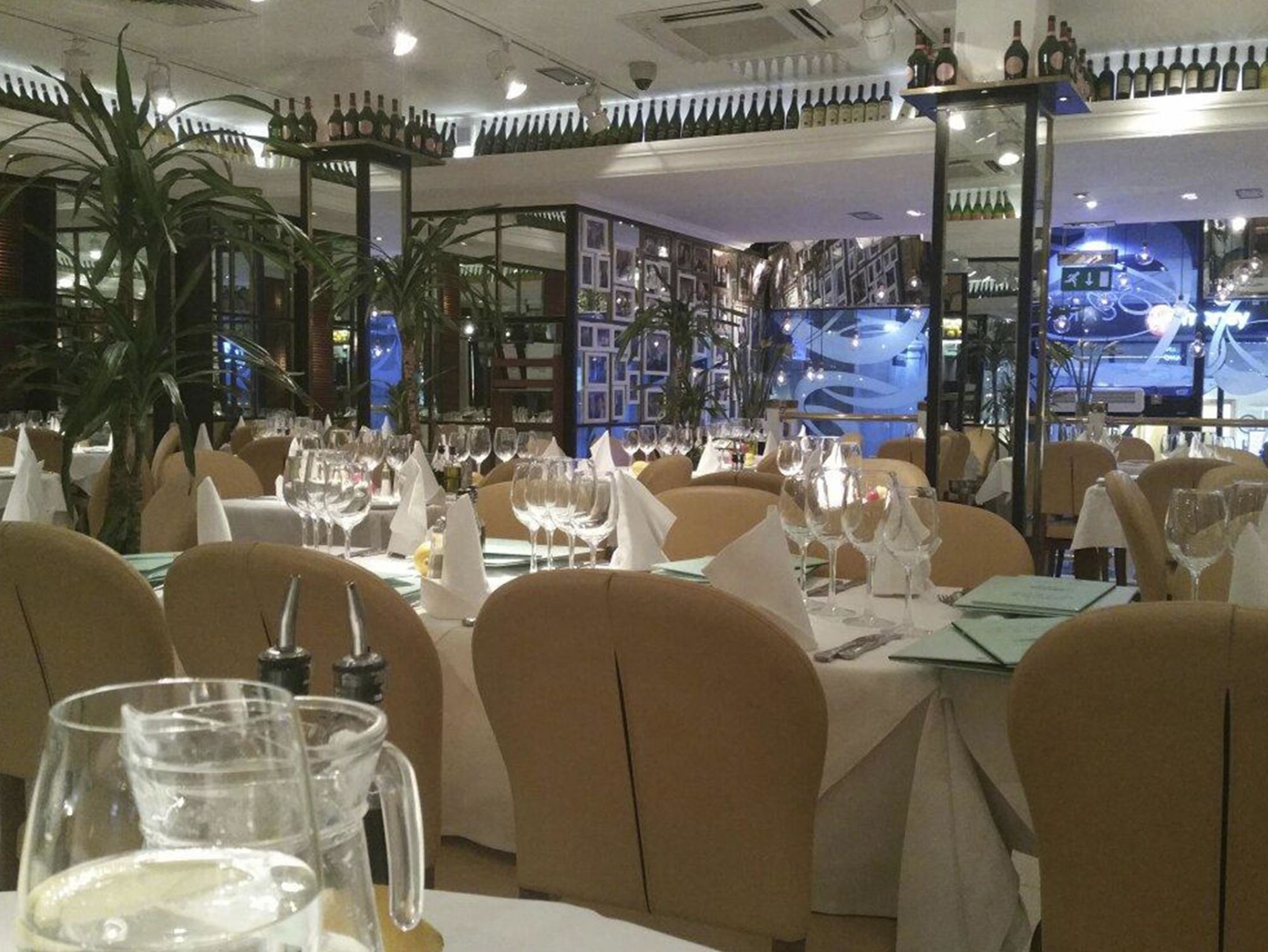 Best Italian Restaurants in Birmingham - San Carlo