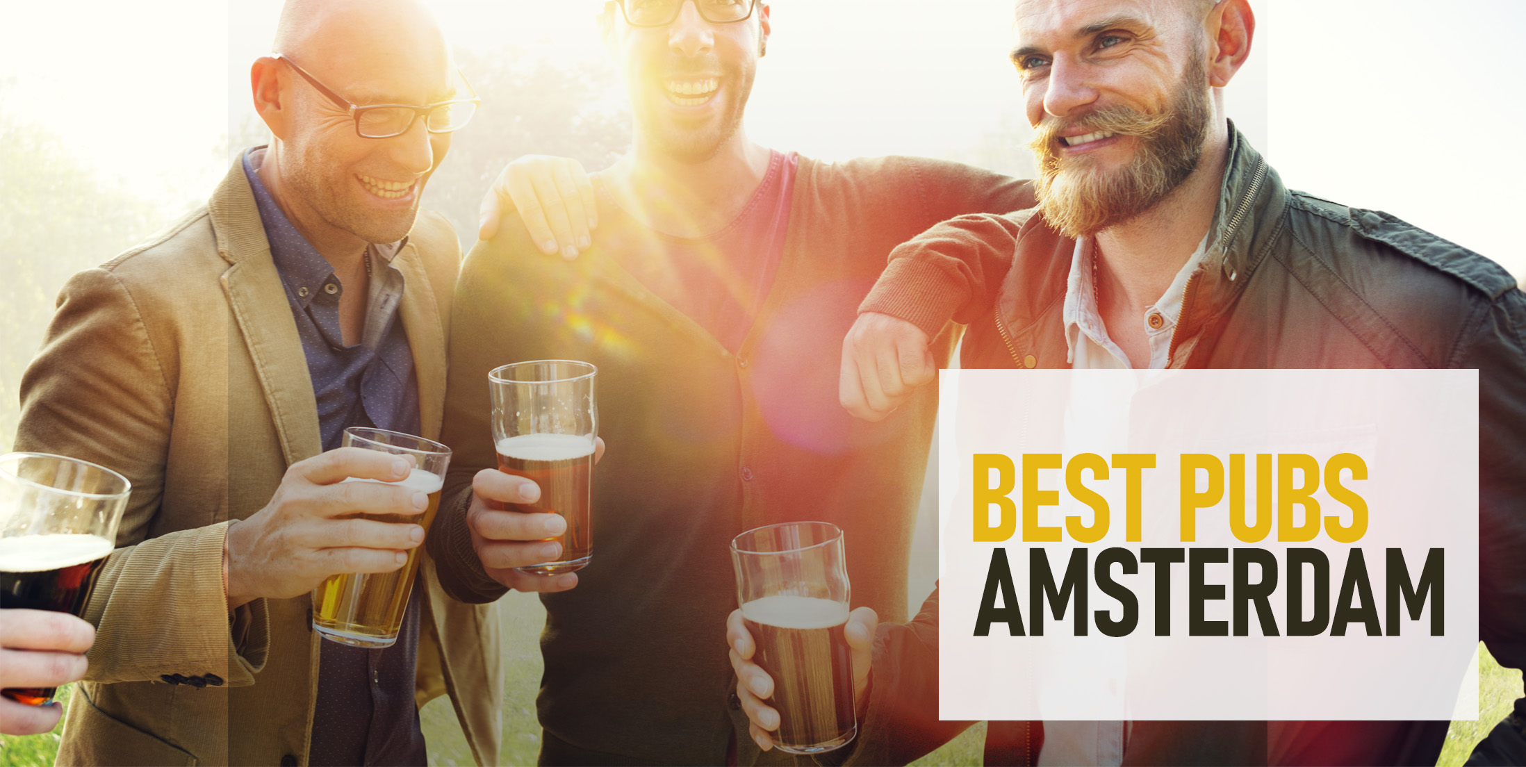 Best Pubs in Amsterdam