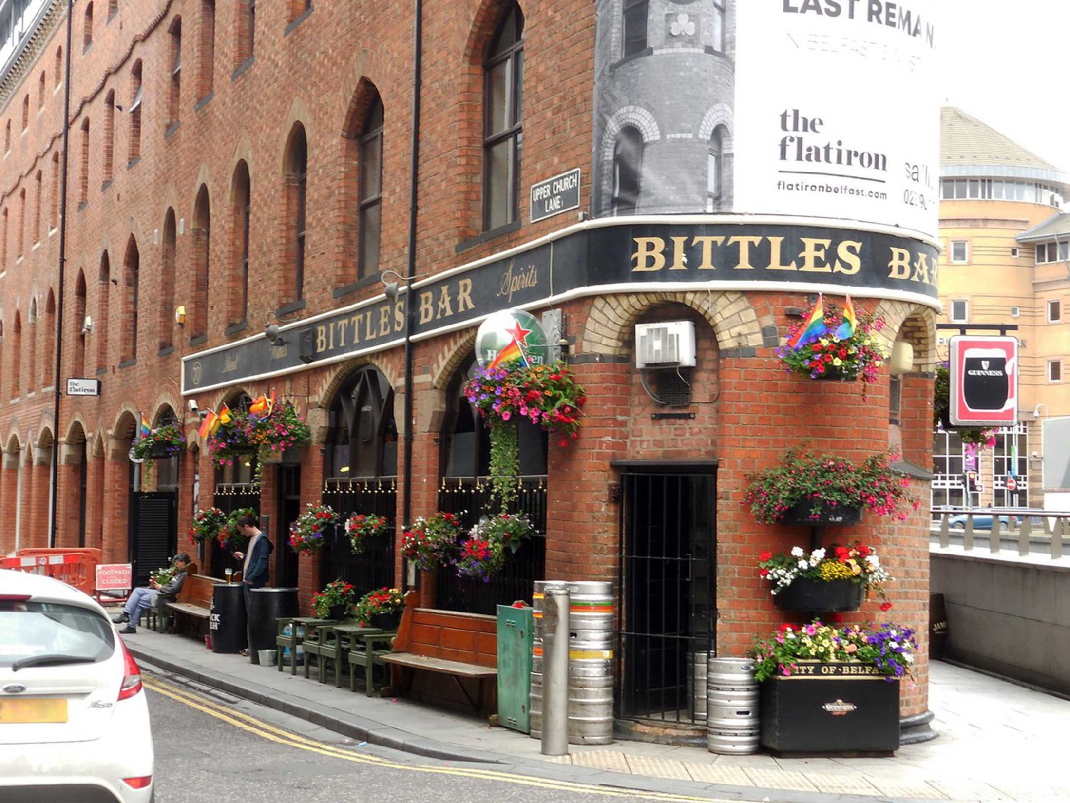 Best Pubs in Belfast - Bittles Bar