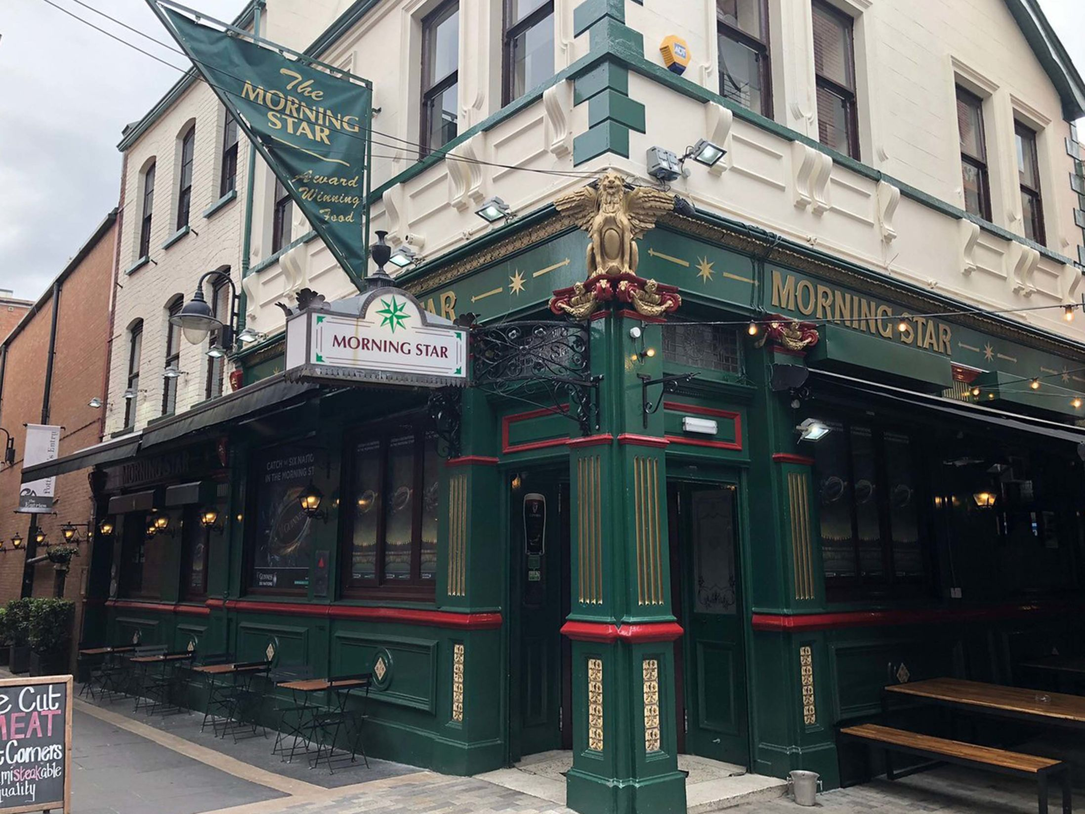 Best Pubs in Belfast - Morning Star