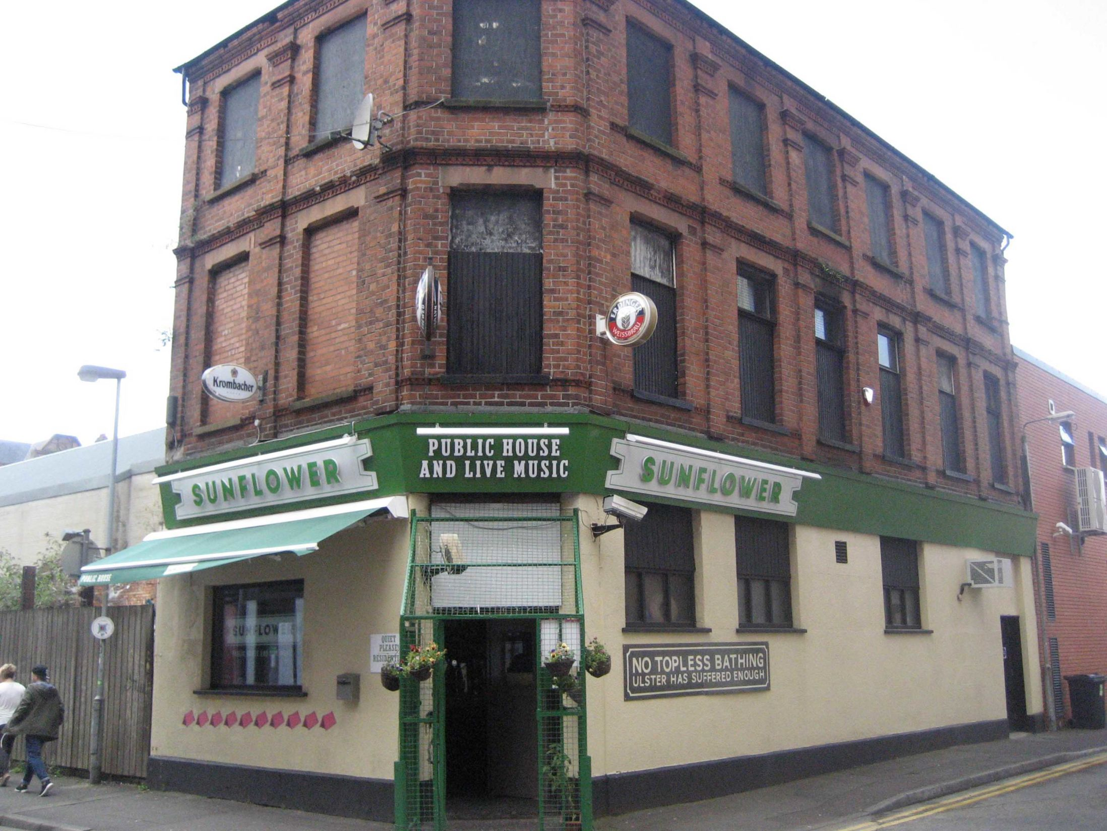 Best Pubs in Belfast - Sunflower Public House