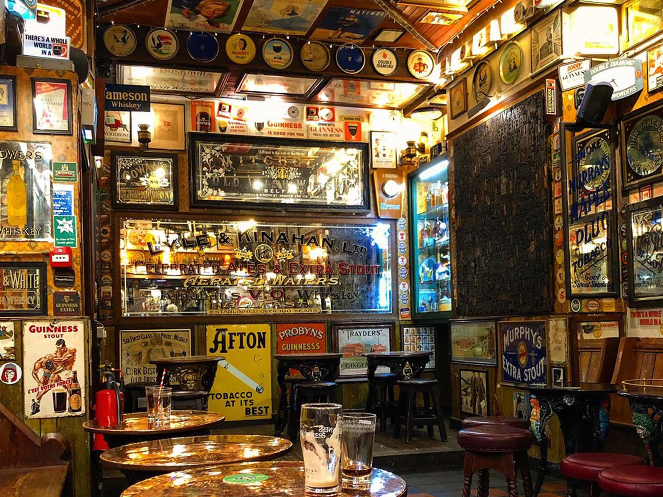 Best Pubs in Belfast - The Duke of York