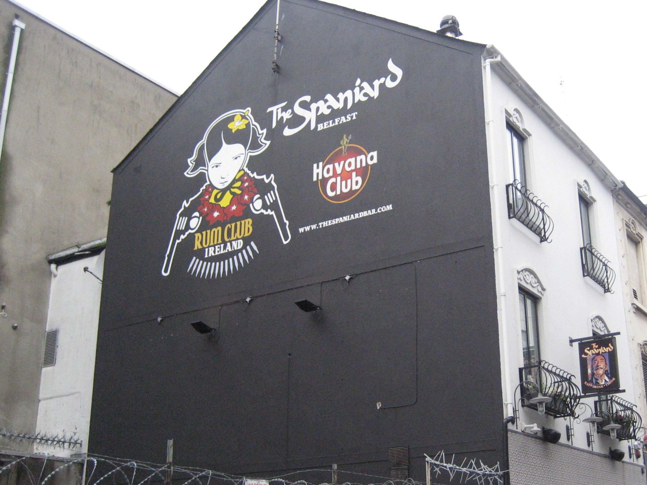 Best Pubs in Belfast - The Spaniard