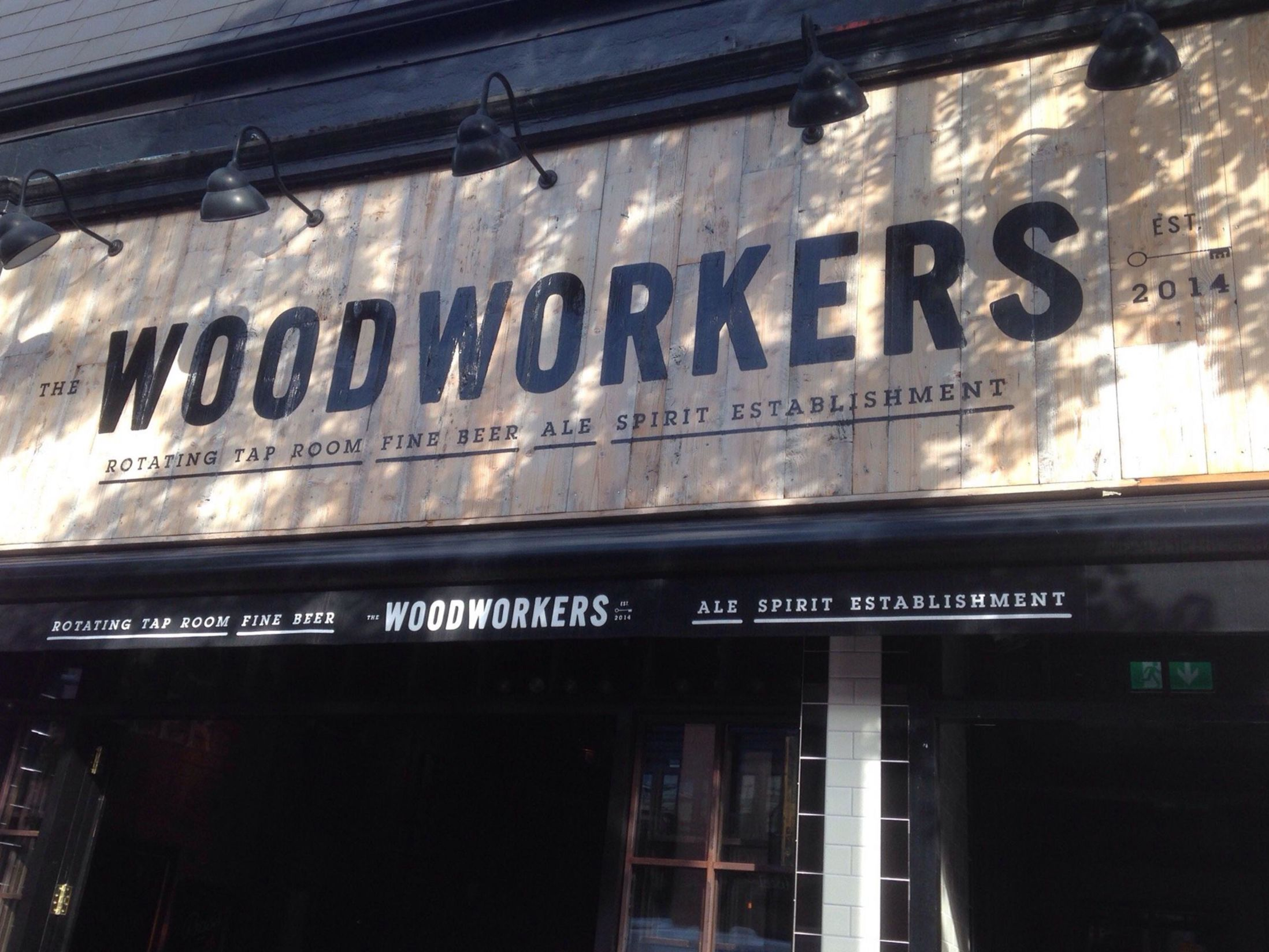 Best Pubs in Belfast - The Woodworkers
