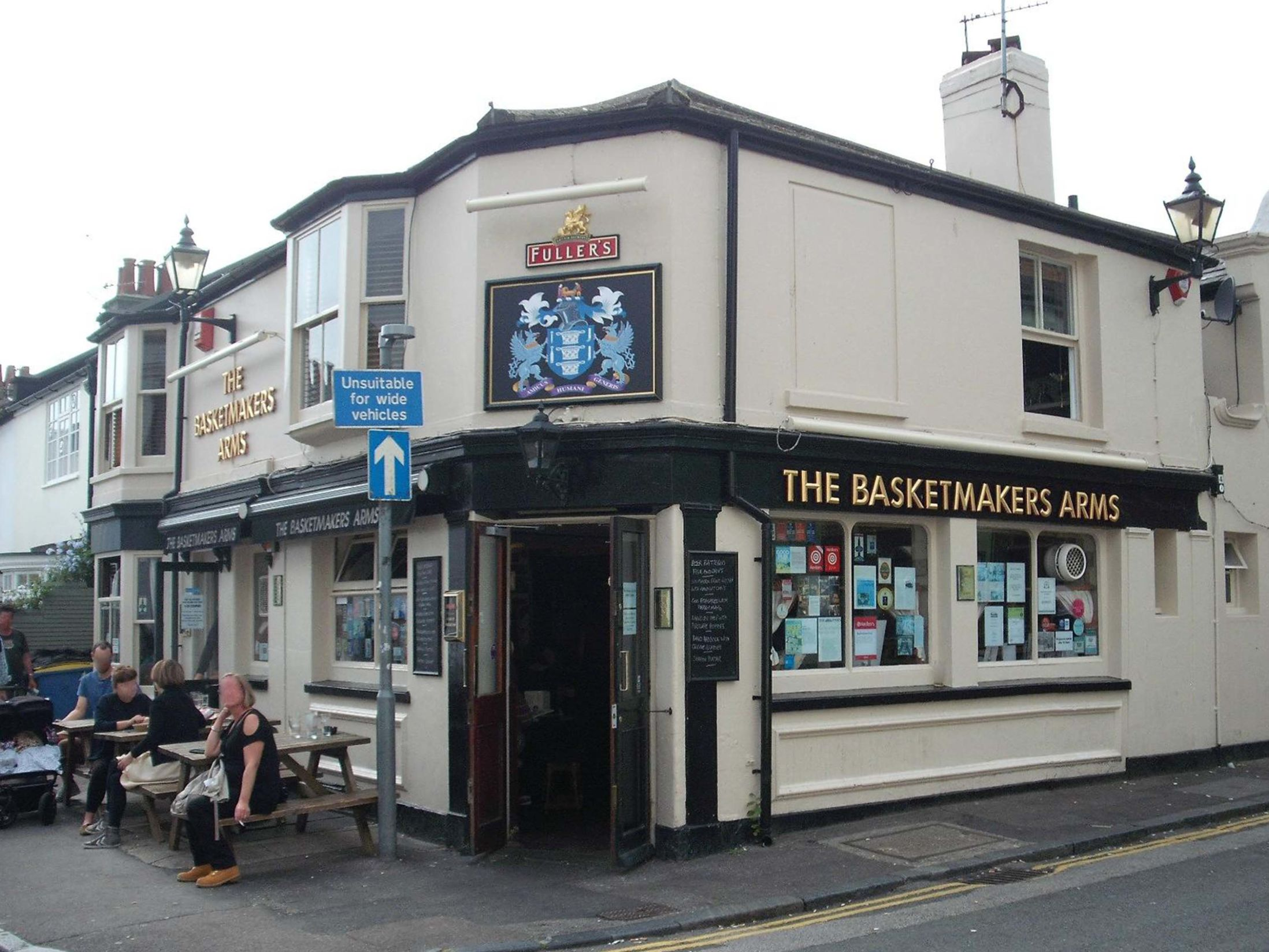 Best Pubs in Brighton - The Basketmakers