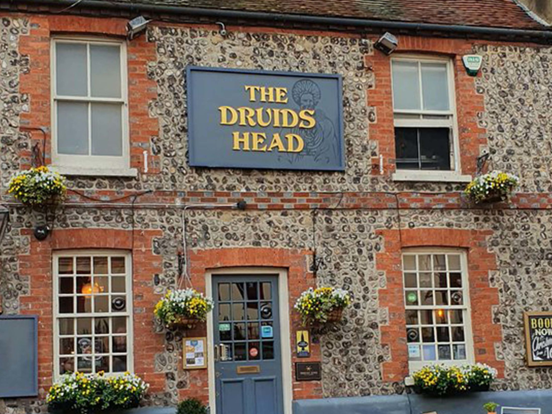 Best Pubs in Brighton - Druids Head