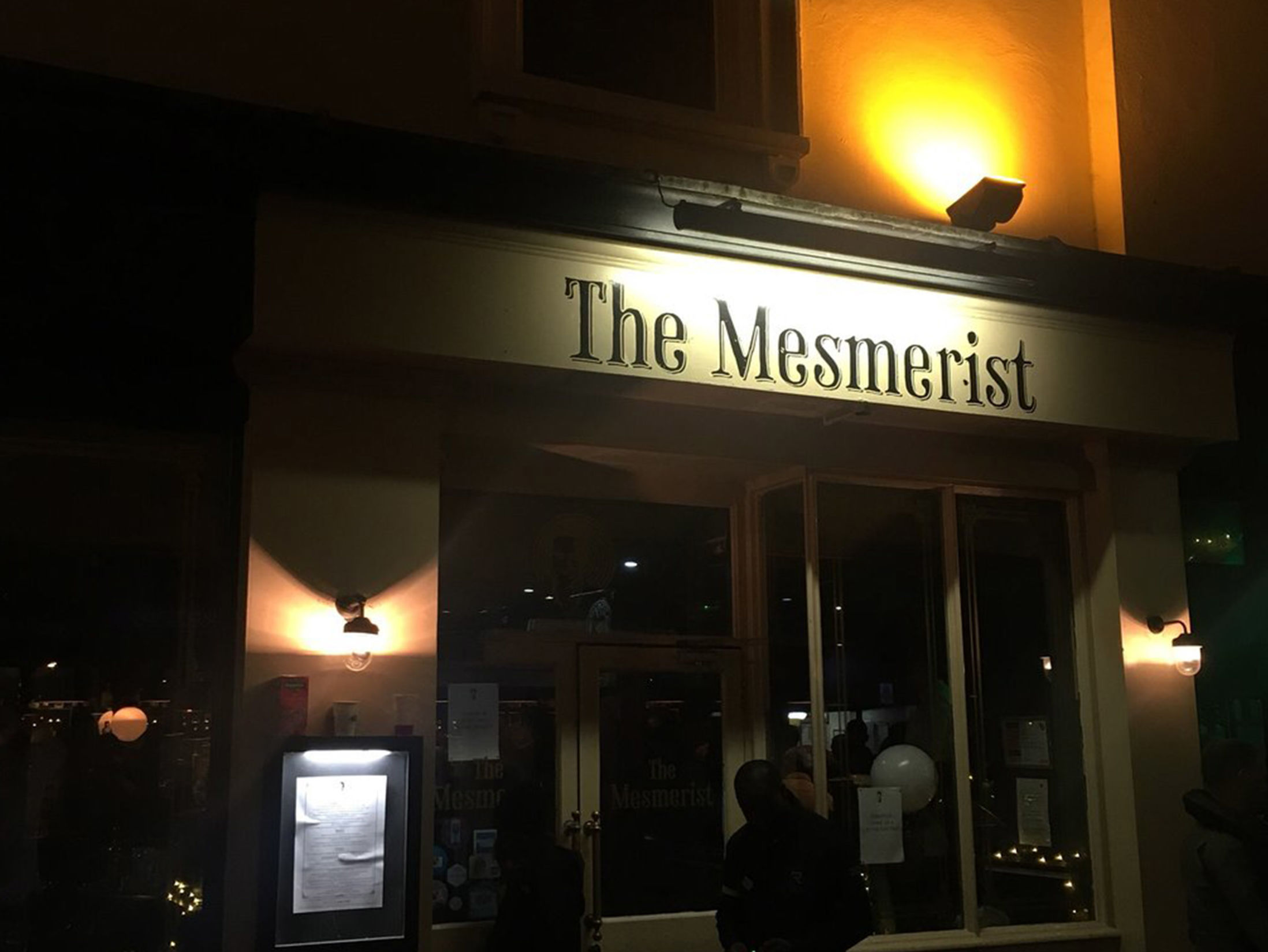 Best Pubs in Brighton - The Mesmerist