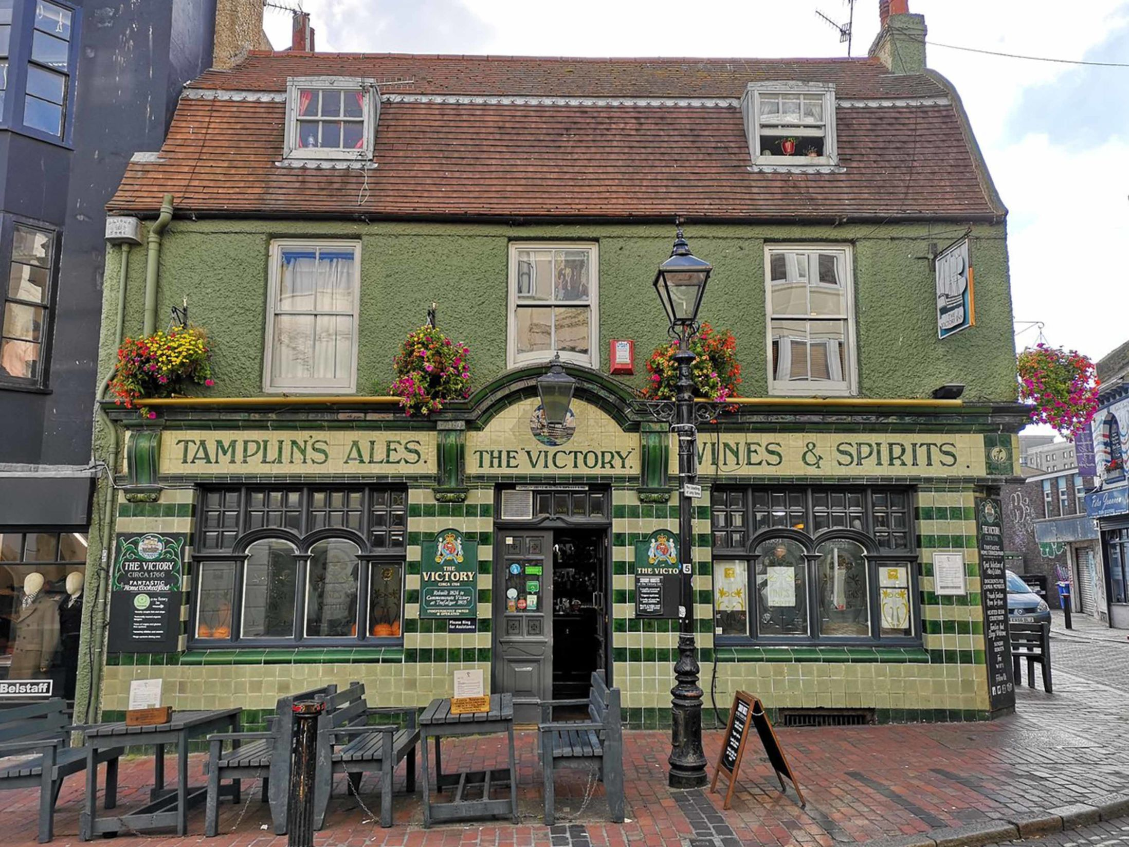 Best Pubs in Brighton - The Victory