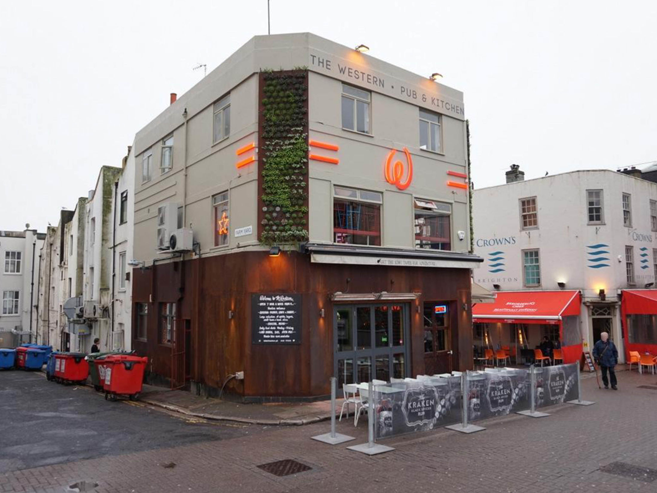 Best Pubs in Brighton - The Western