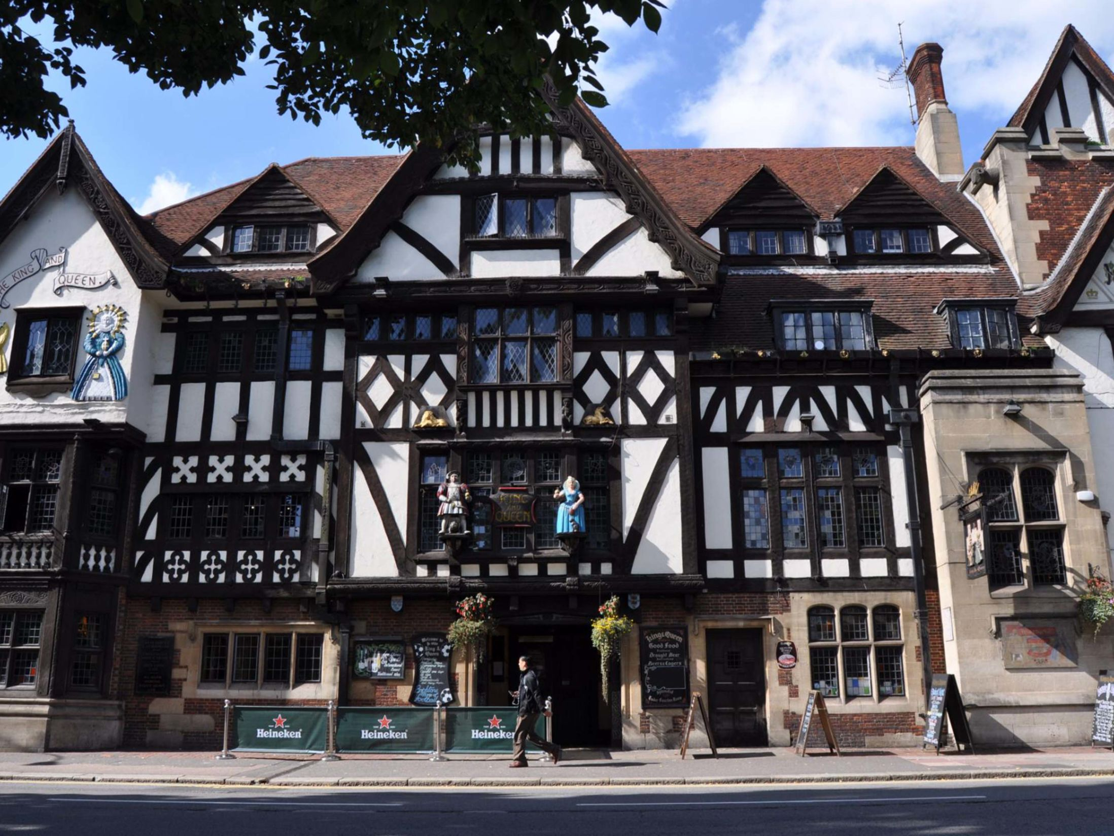 Best Pubs in Brighton - Ye Olde King & Queen