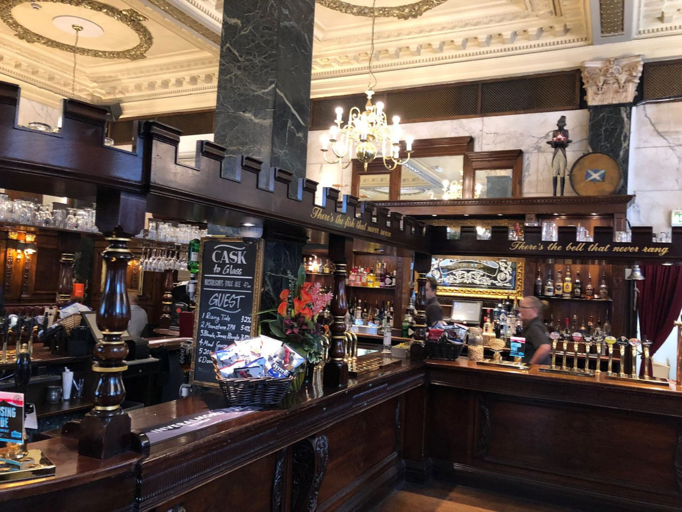 Best Pubs in Glasgow - The Drum and Monkey