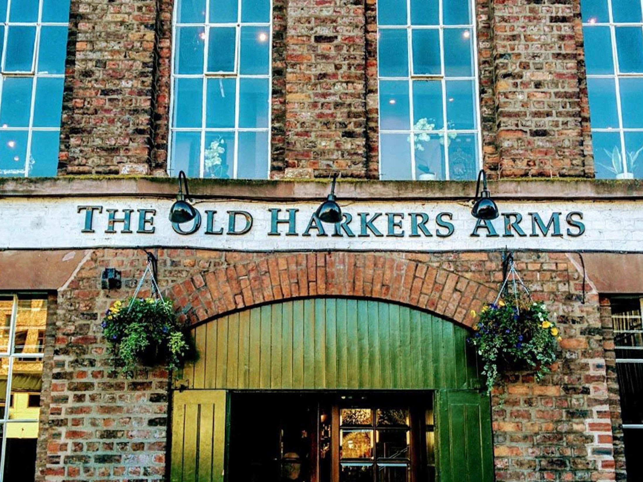 Old Harkers Arms - Real Ale Pubs in Chester