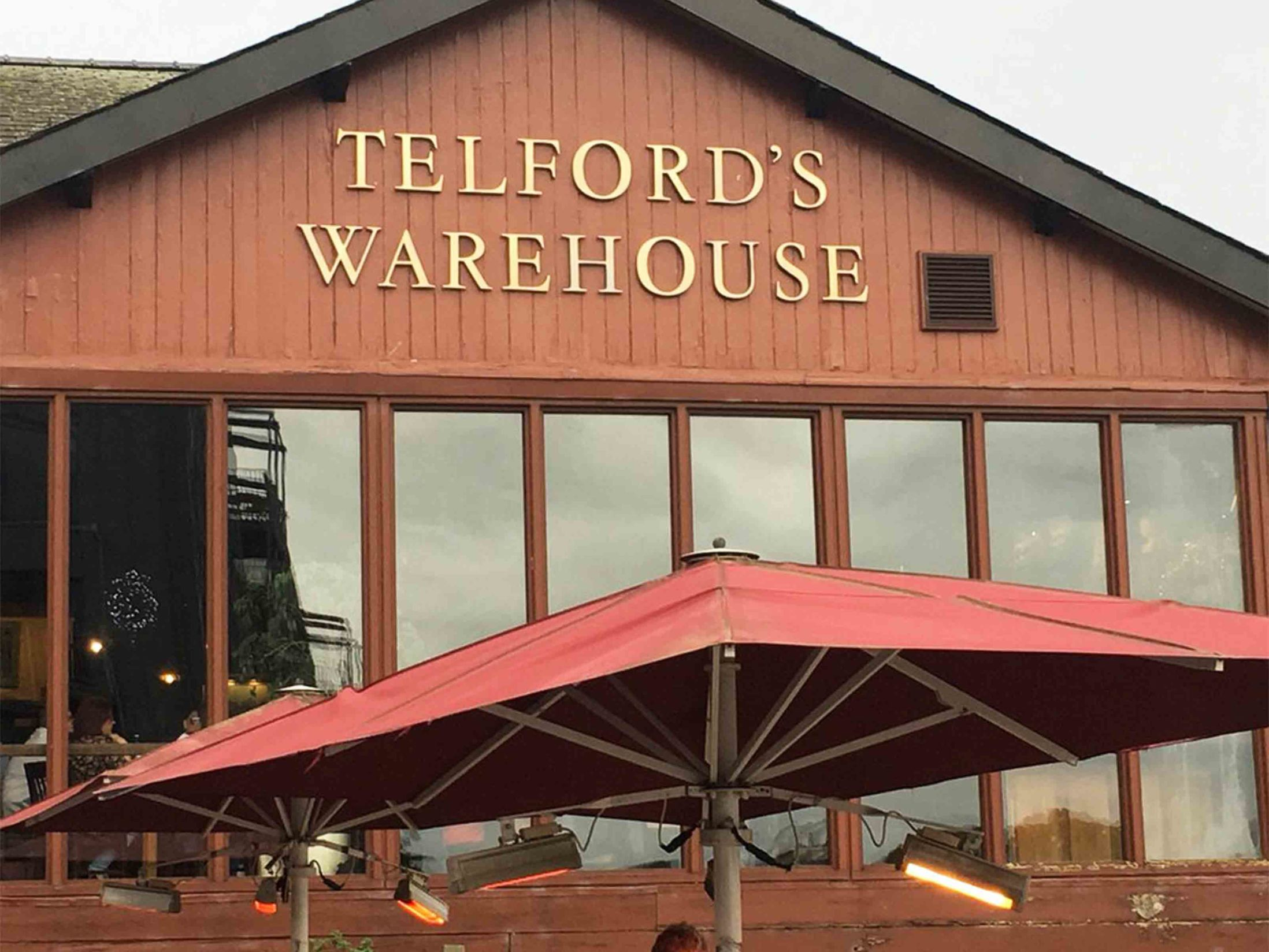 Telfords Warehouse - Real Ale Pubs in Chester