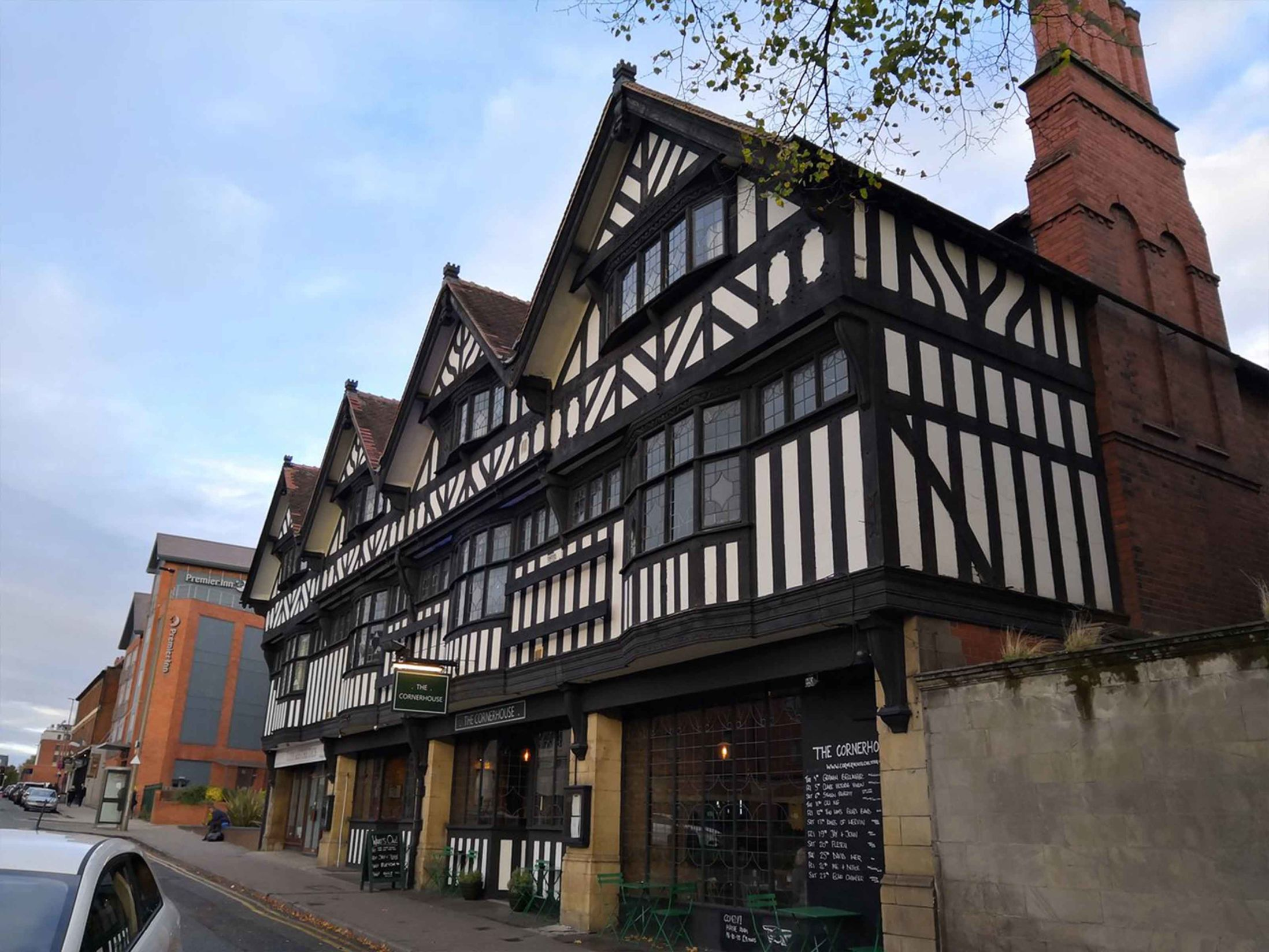 The Cornerhouse - Real Ale Pubs in Chester