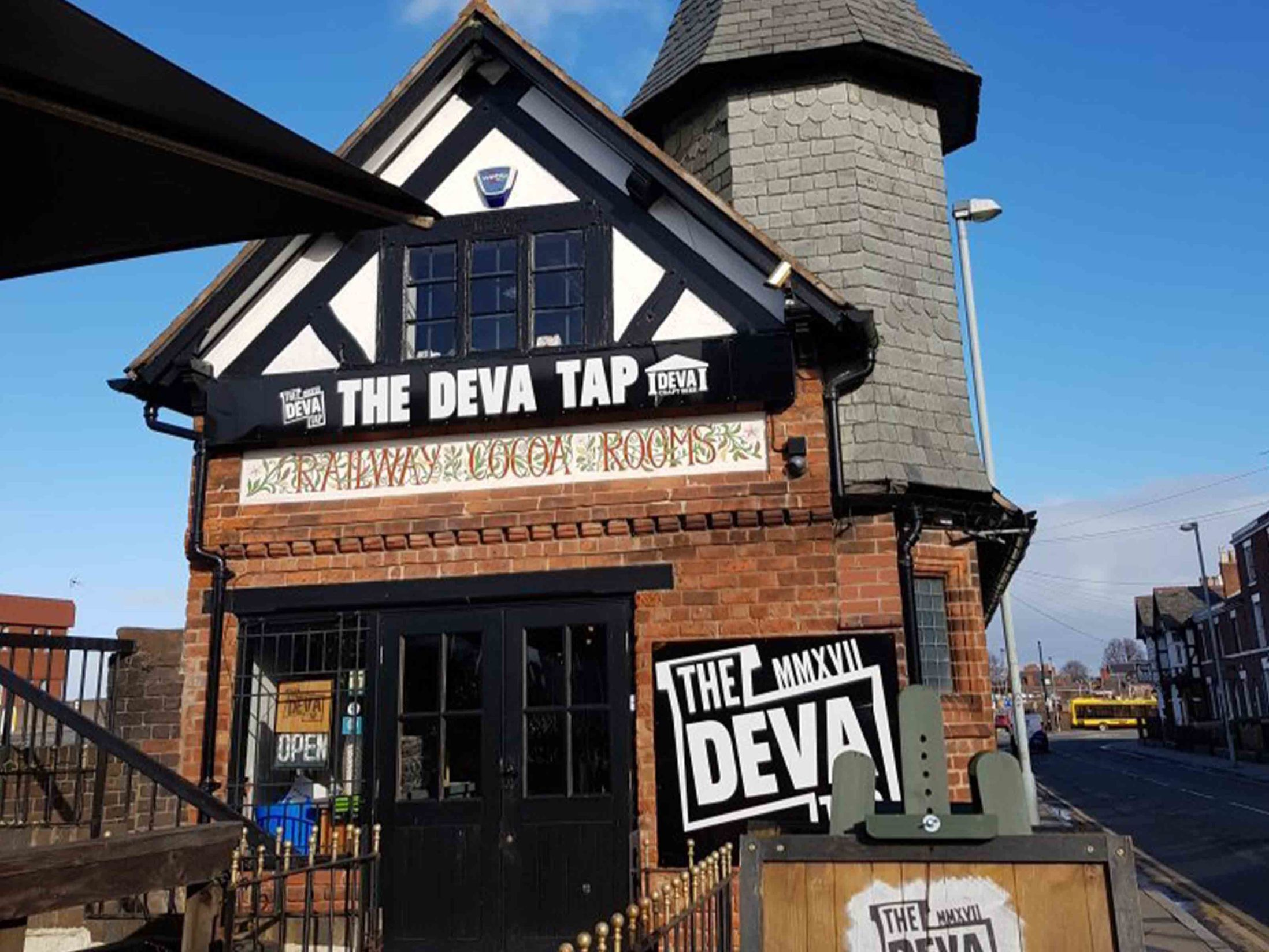 The Deva Tap - Real Ale Pubs in Chester