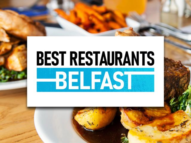 Best Restaurants in Belfast