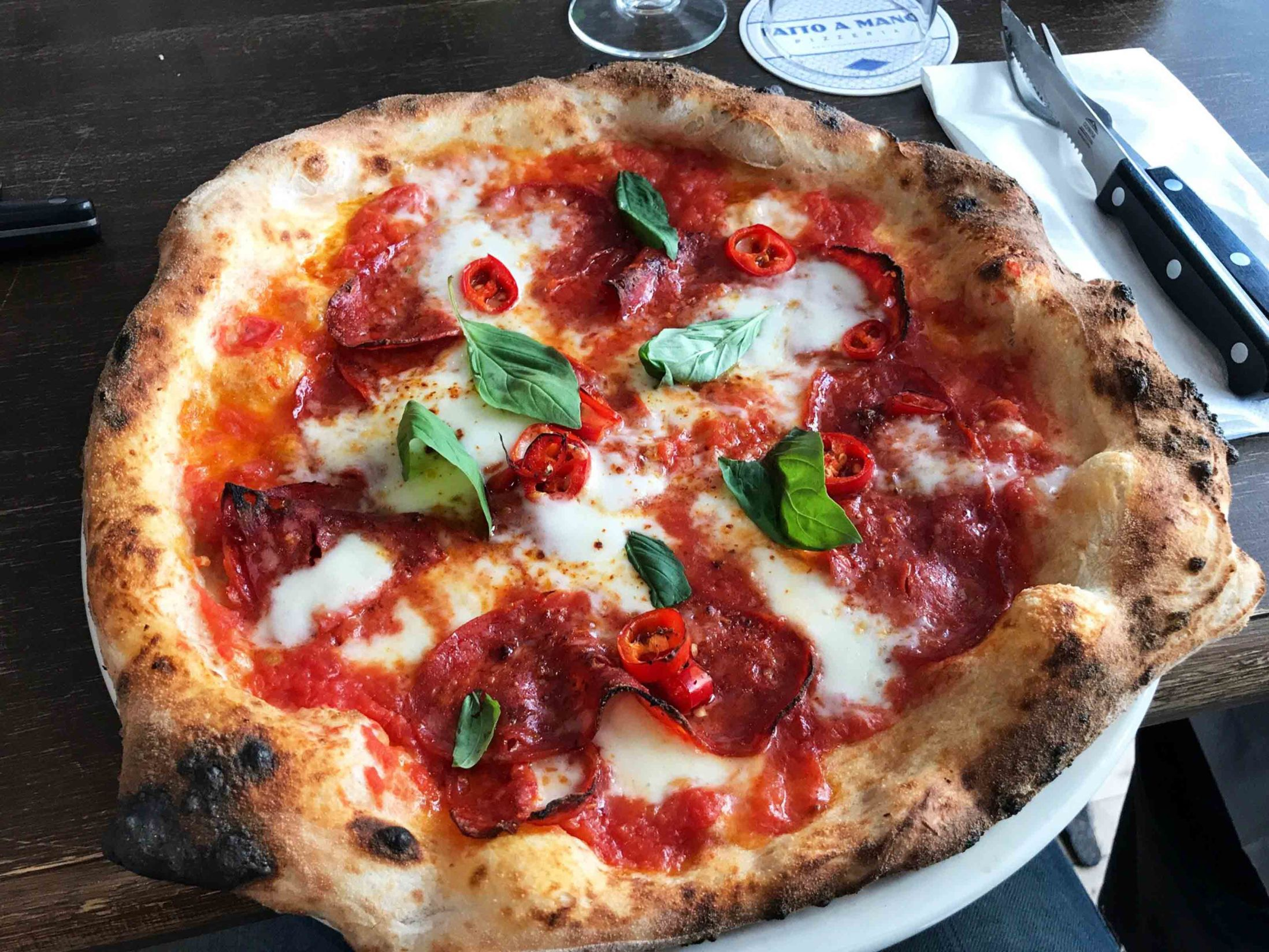 Best Restaurants in Brighton - Fatto a Mano