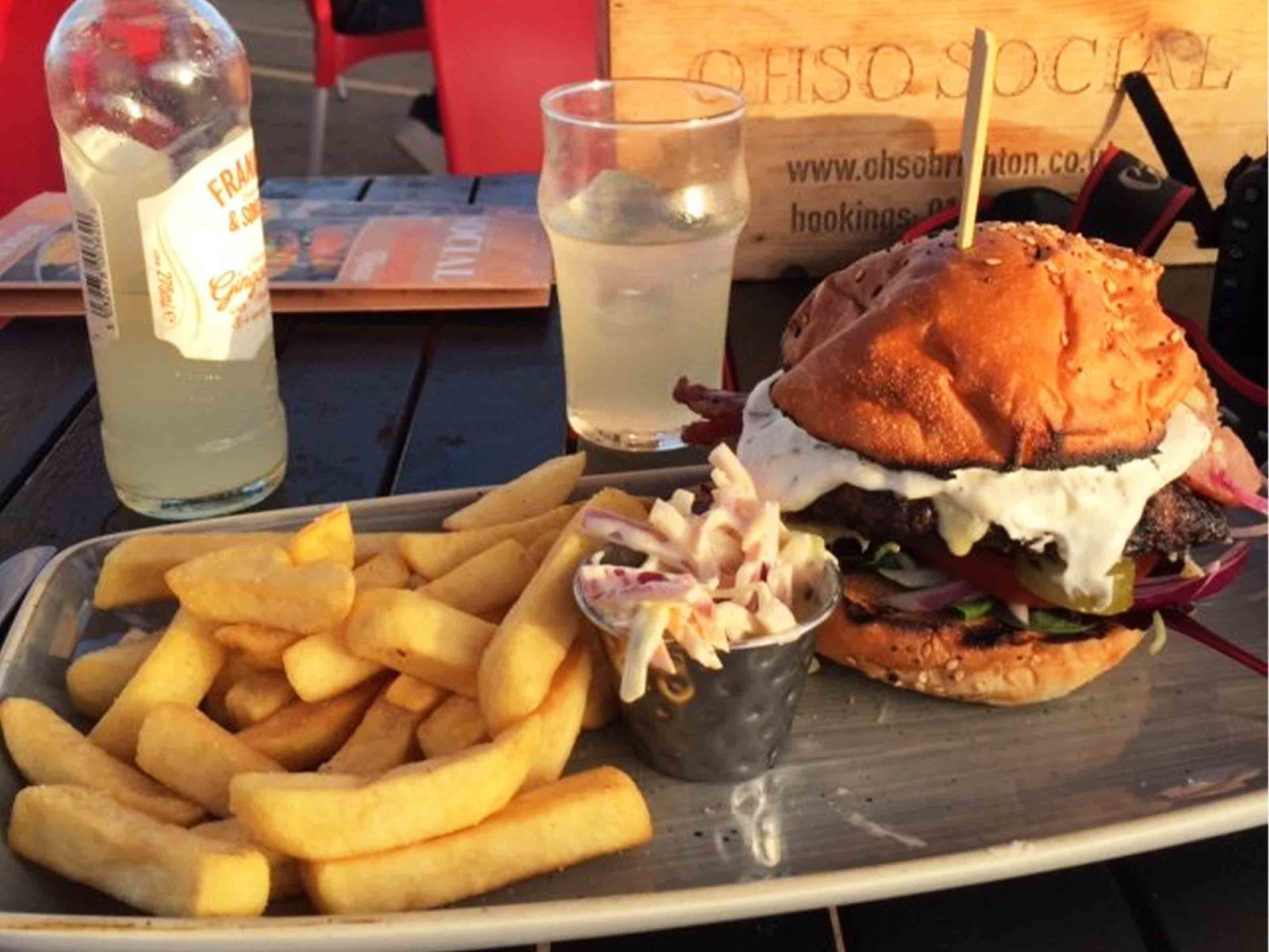 Best Restaurants in Brighton - Ohso Social Brighton