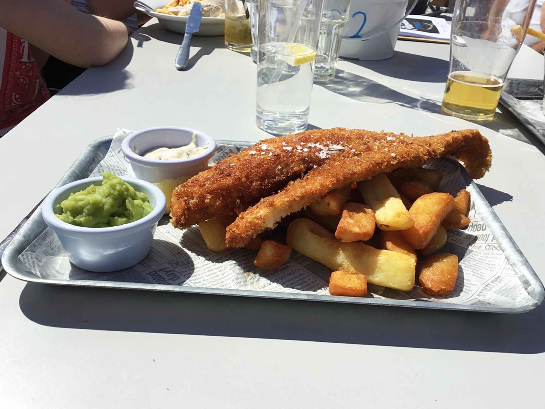 Best Restaurants in Brighton - West Beach Bar & Kitchen