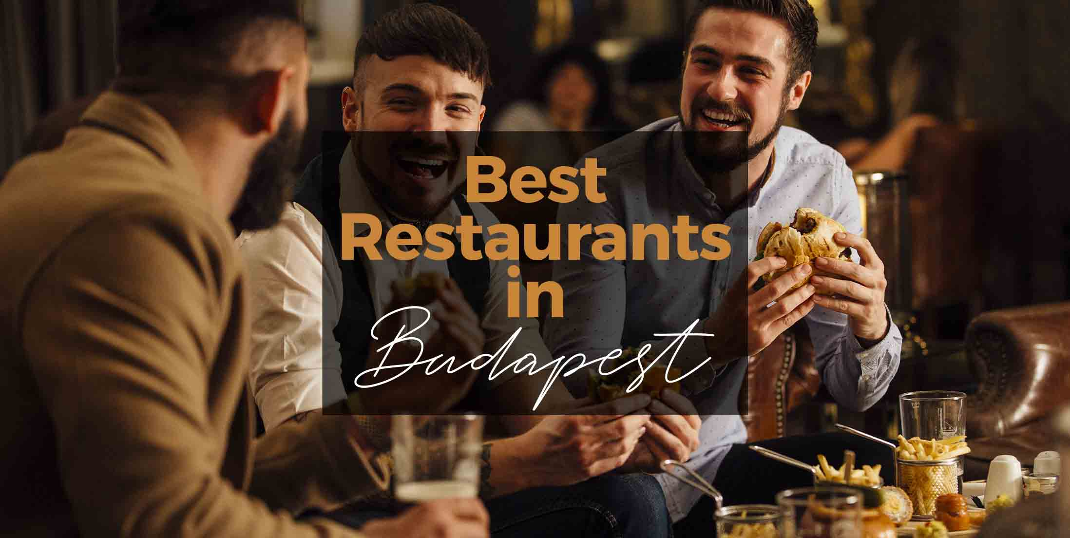 Best Restaurants in Budapest