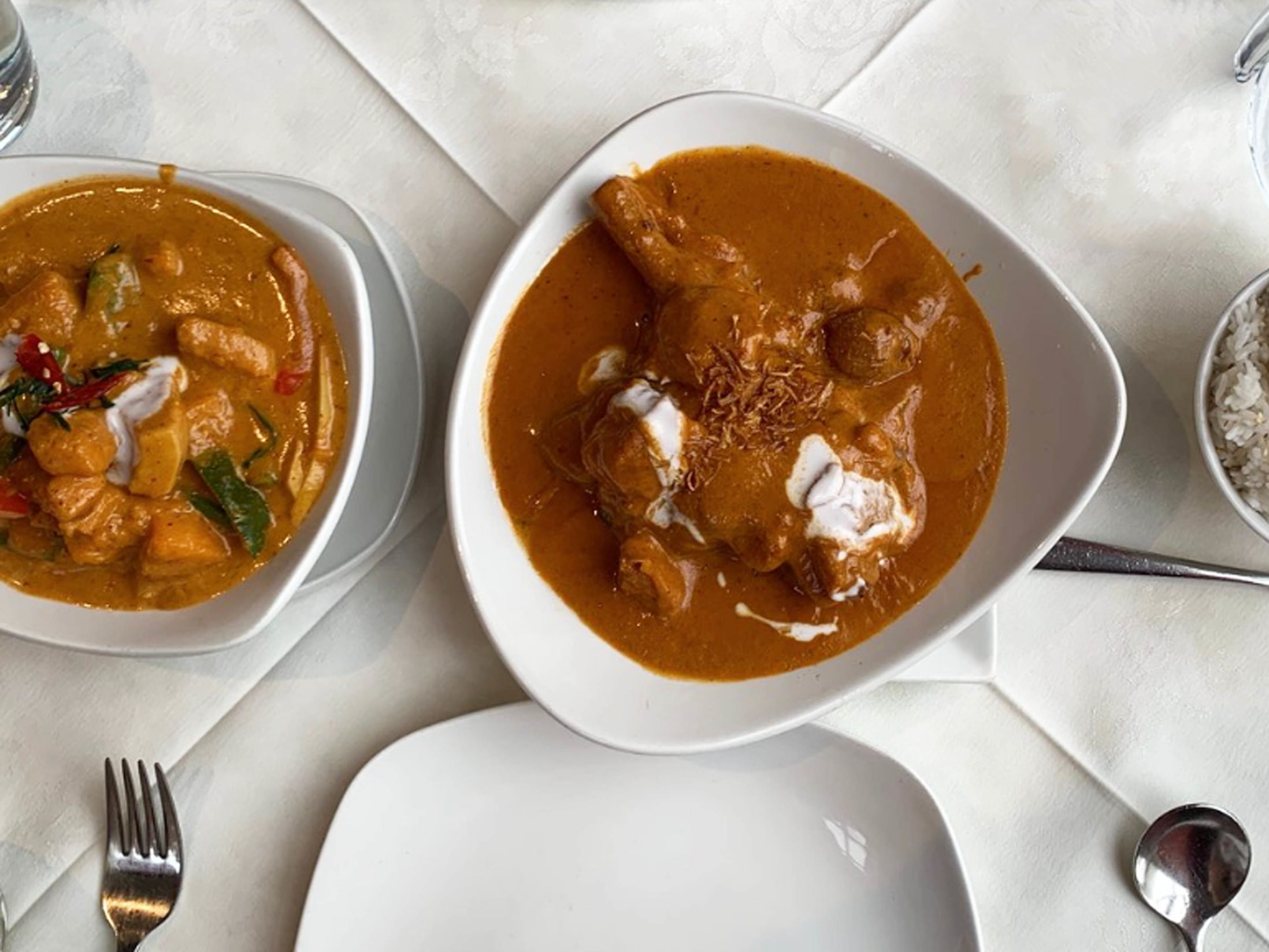 Siam Thai & Teppan-Yaki - Best Restaurants in Chester