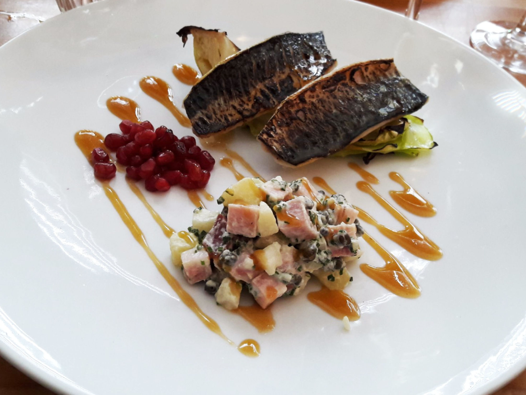 Sticky Walnut - Best Restaurants in Chester