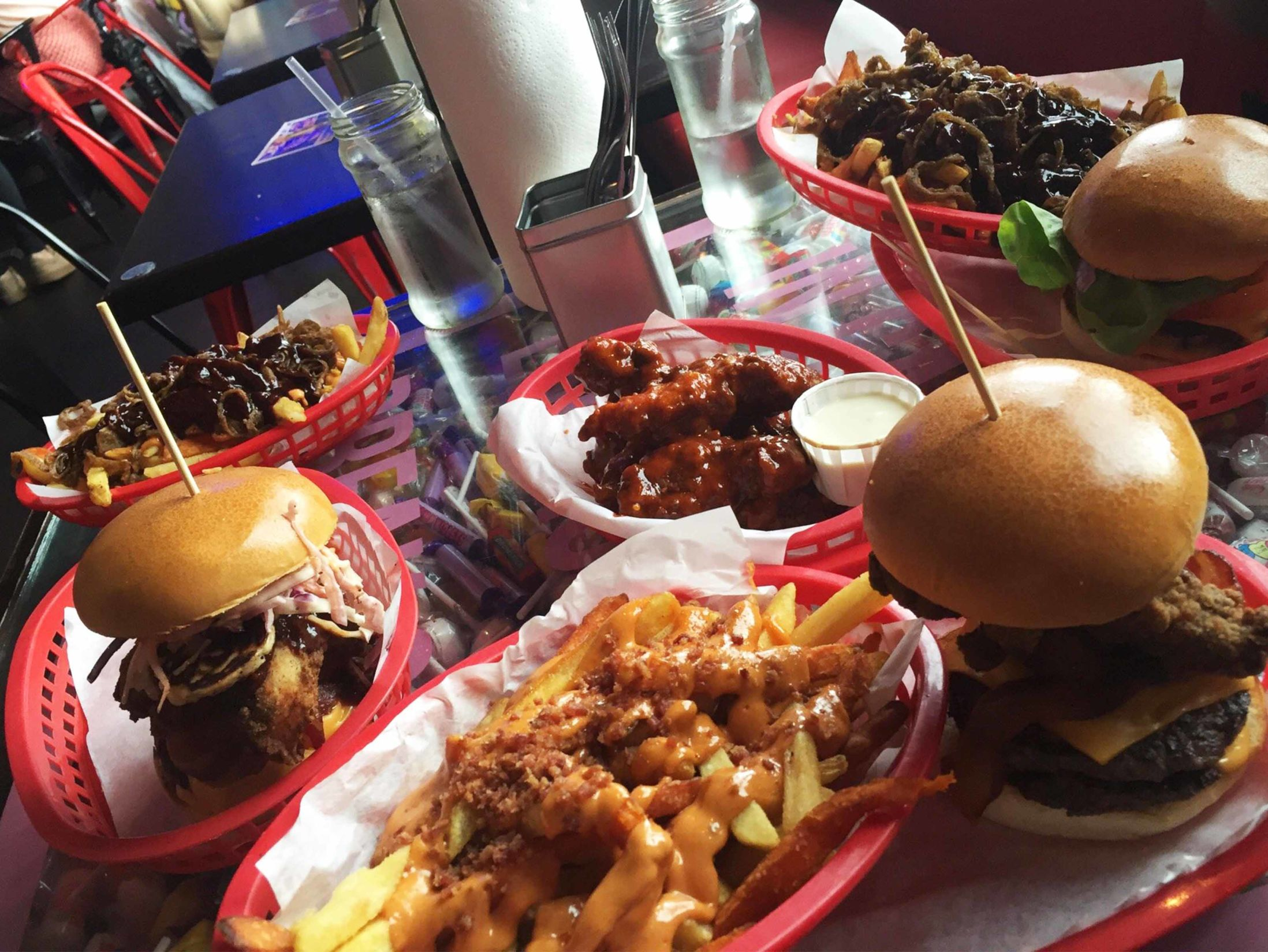 Best Restaurants in Liverpool - Almost Famous