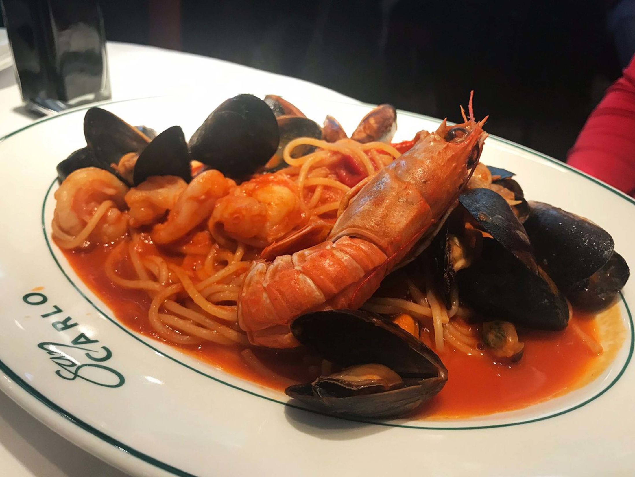 Best Restaurants in Liverpool - San Carlo