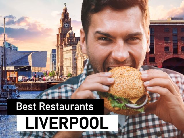 Best Restaurants in Liverpool